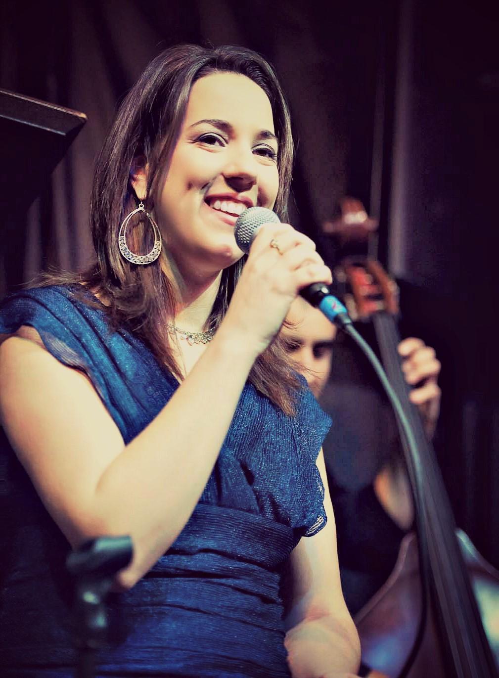 Atla DeChamplain, Jazz Vocalist