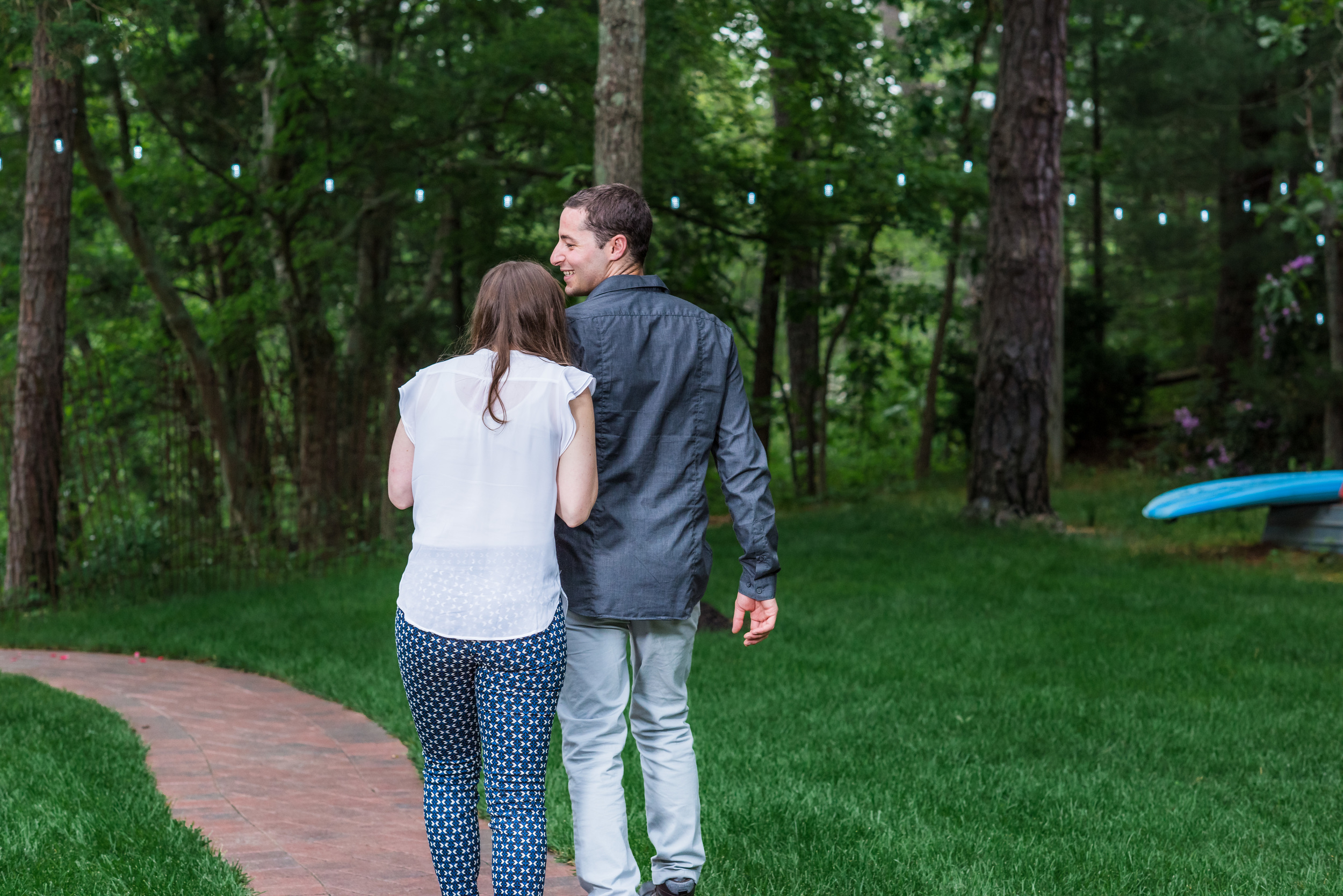Sweetwater NJ Rustic Style Proposal and Engagement Photos Howard & Sarah 13