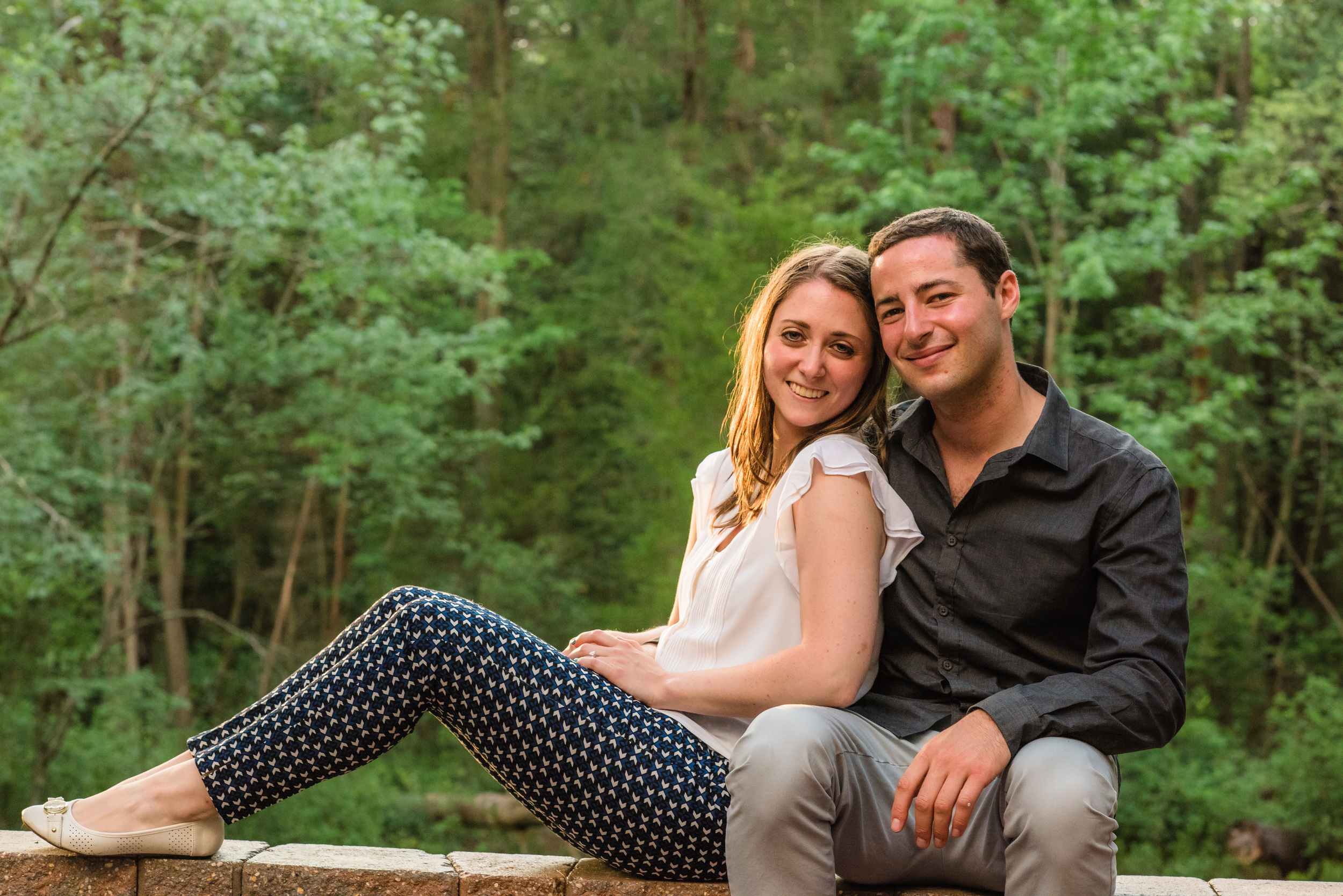 Sweetwater NJ Rustic Style Proposal and Engagement Photos Howard & Sarah 14