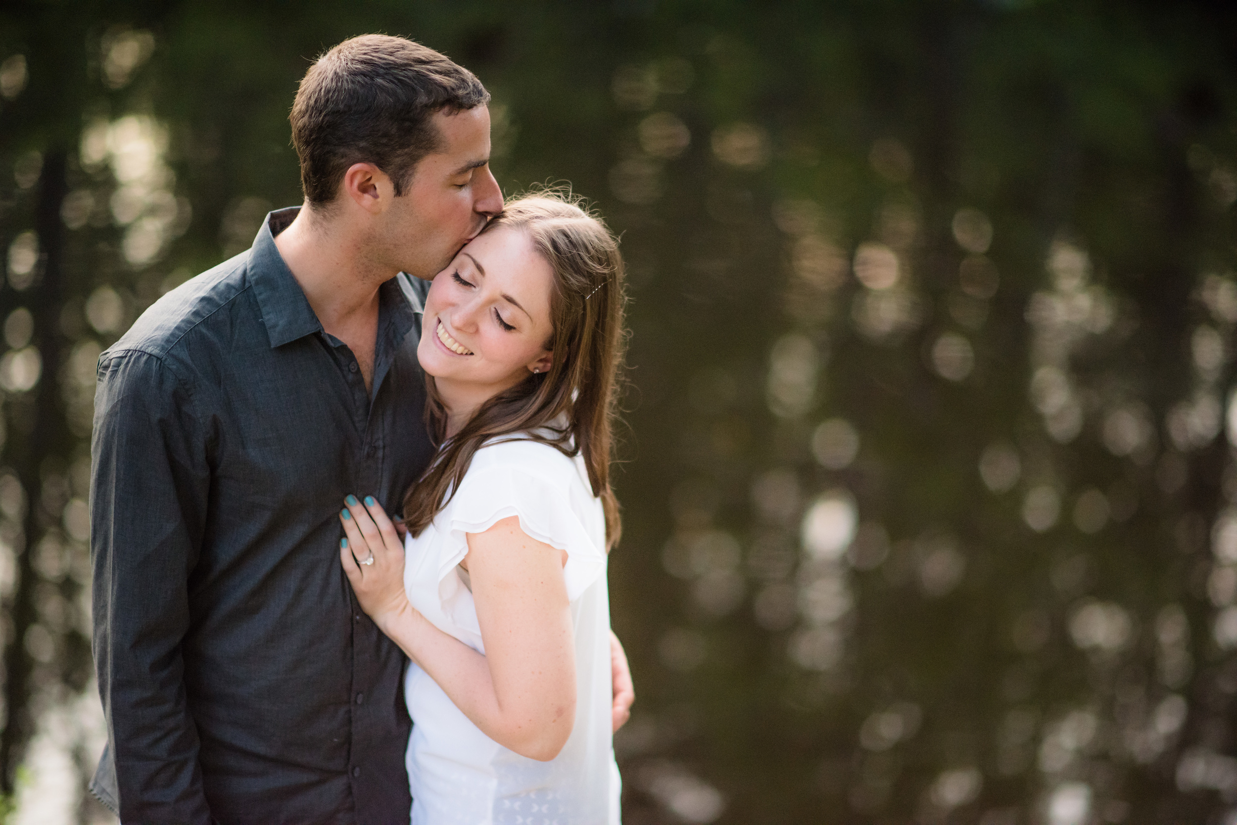 Sweetwater NJ Rustic Style Proposal and Engagement Photos Howard & Sarah 15