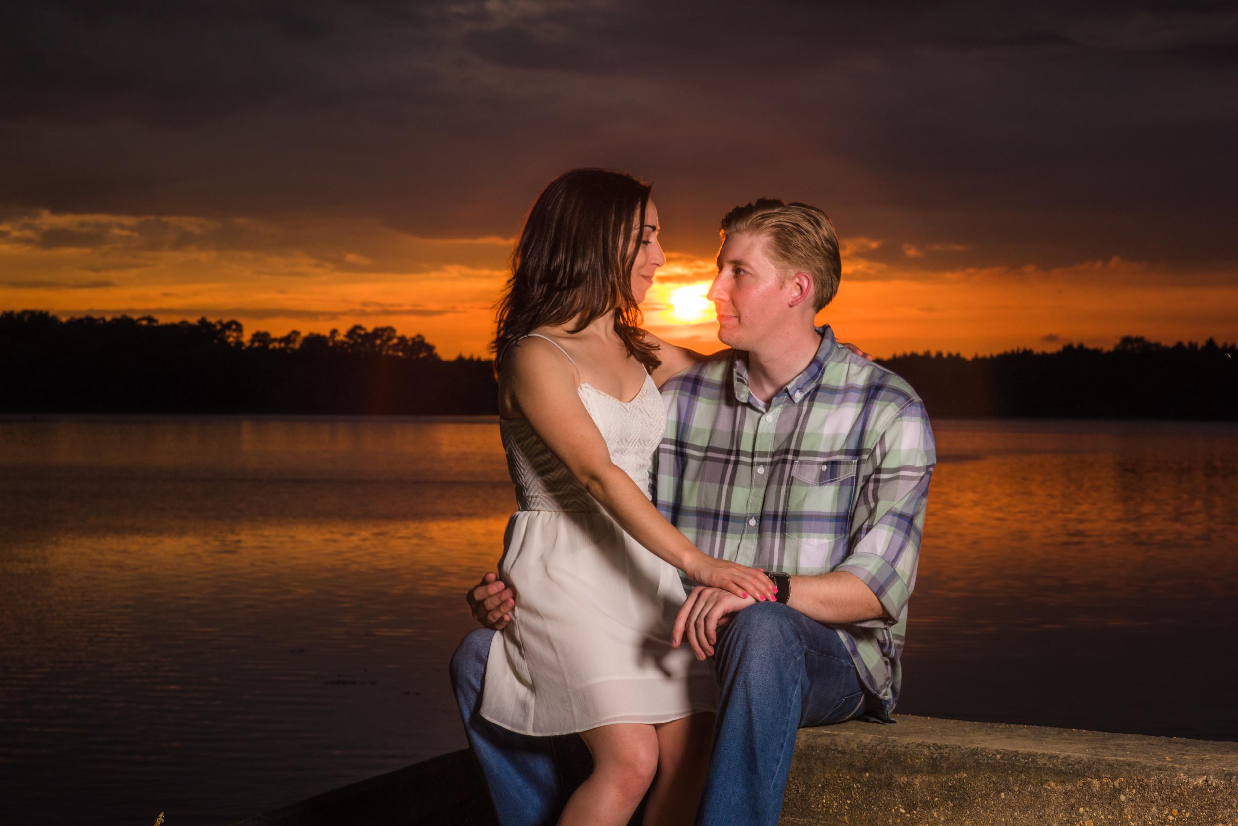 Parvins State Park Engagement Session Brian & Melissa 10