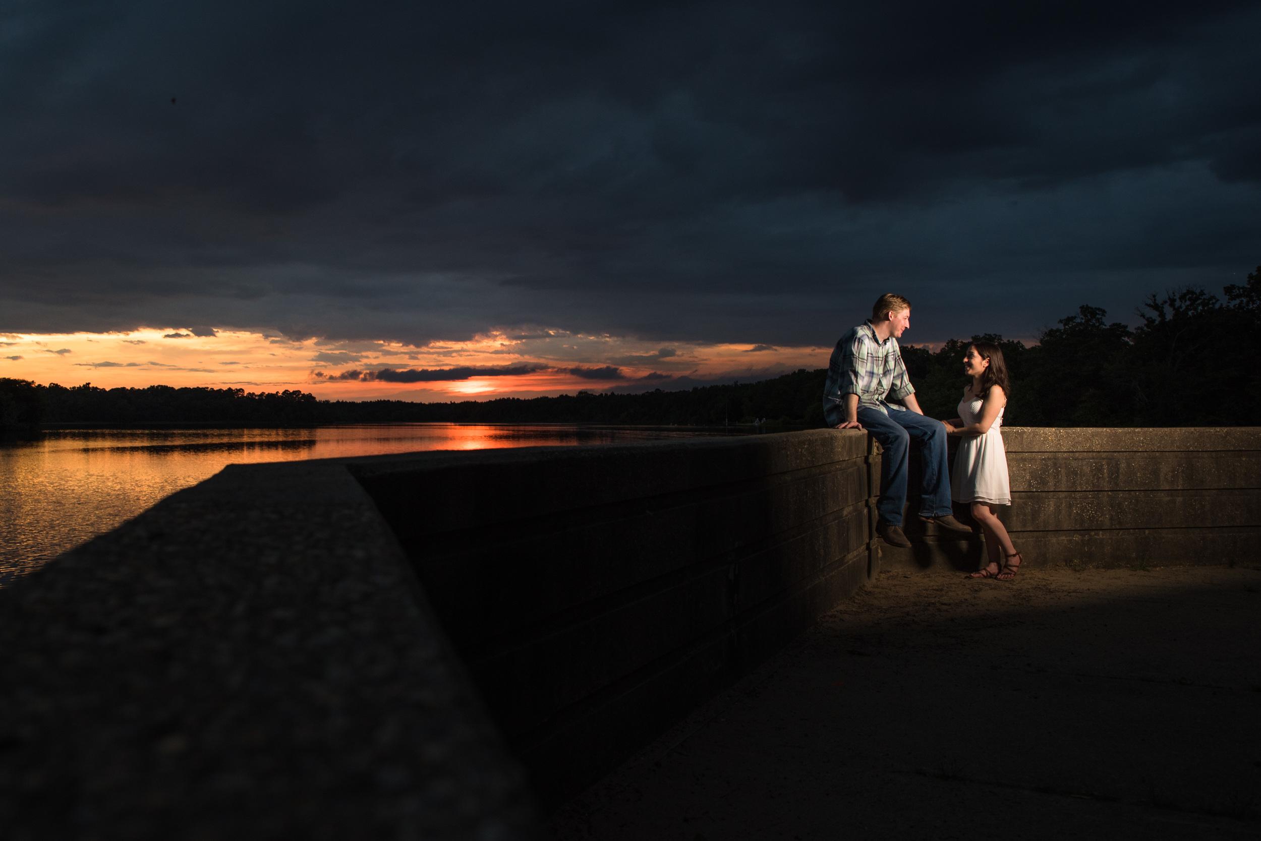 Parvins State Park Engagement Session Brian & Melissa 12