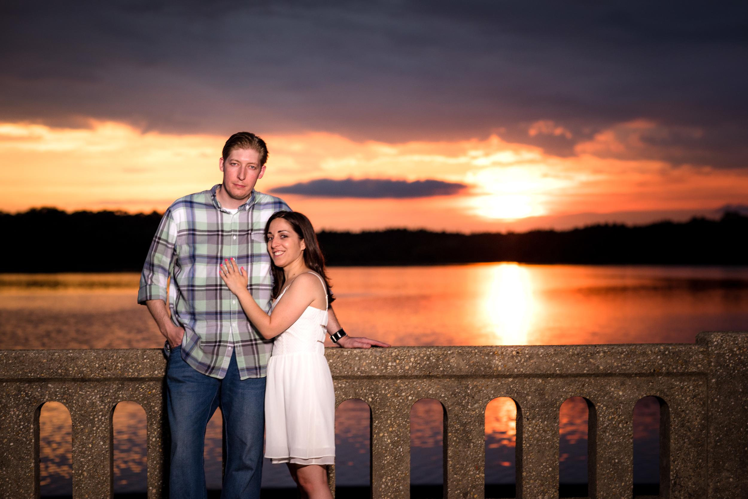 Parvins State Park Engagement Session Brian & Melissa 9