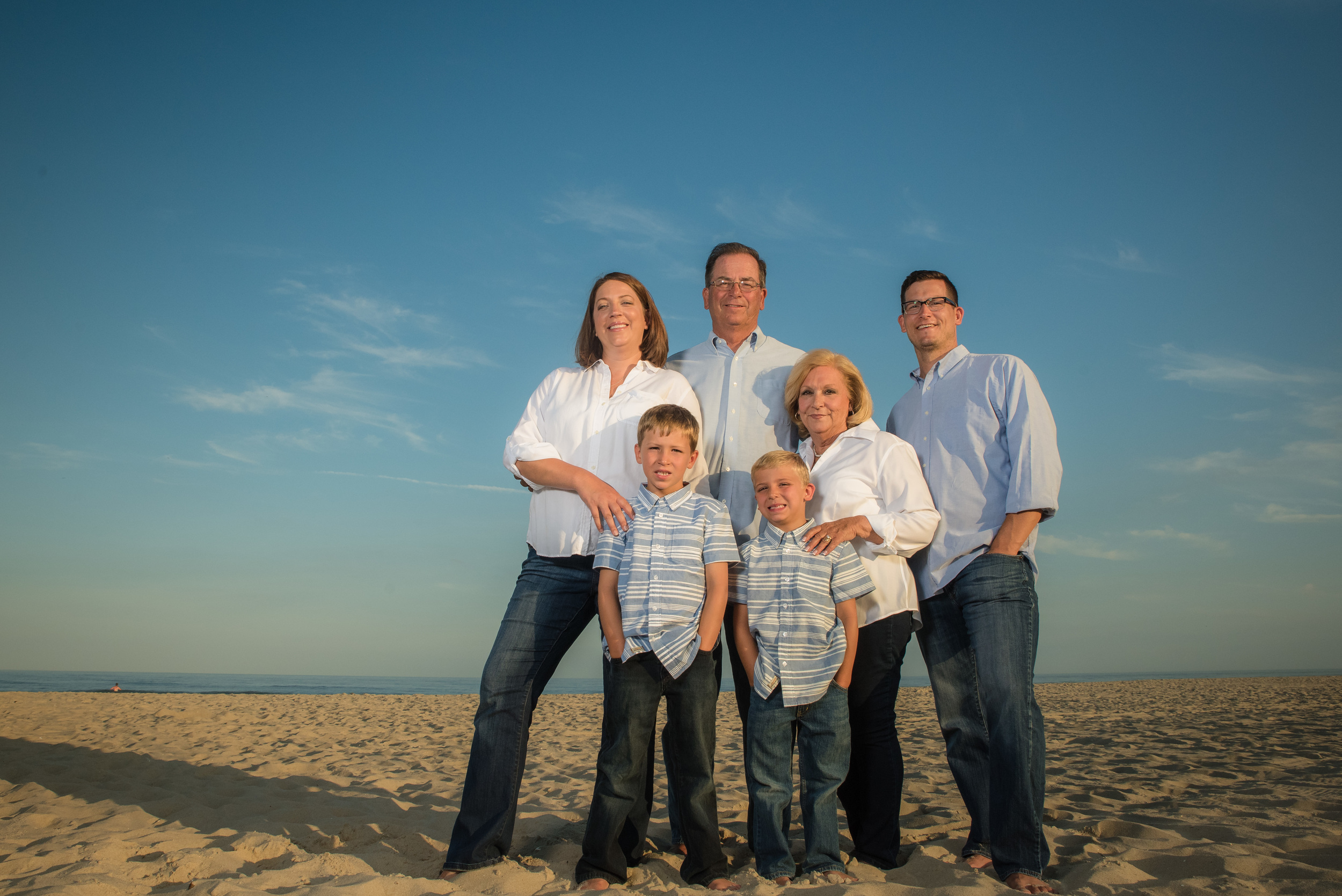 Long Beach Island Family Portraits, Dombrowski 2