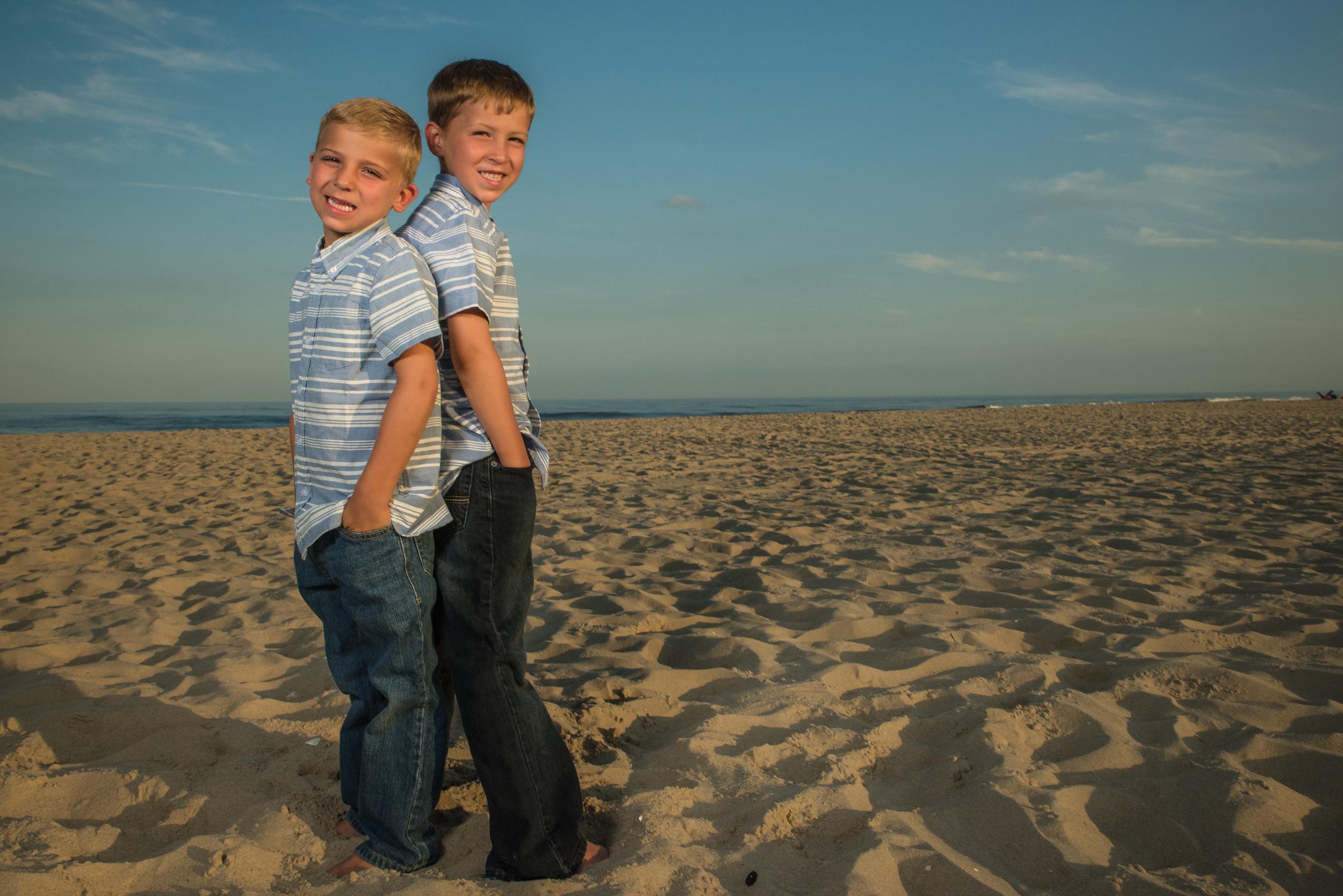 Long Beach Island Family Portraits, Dombrowski 4