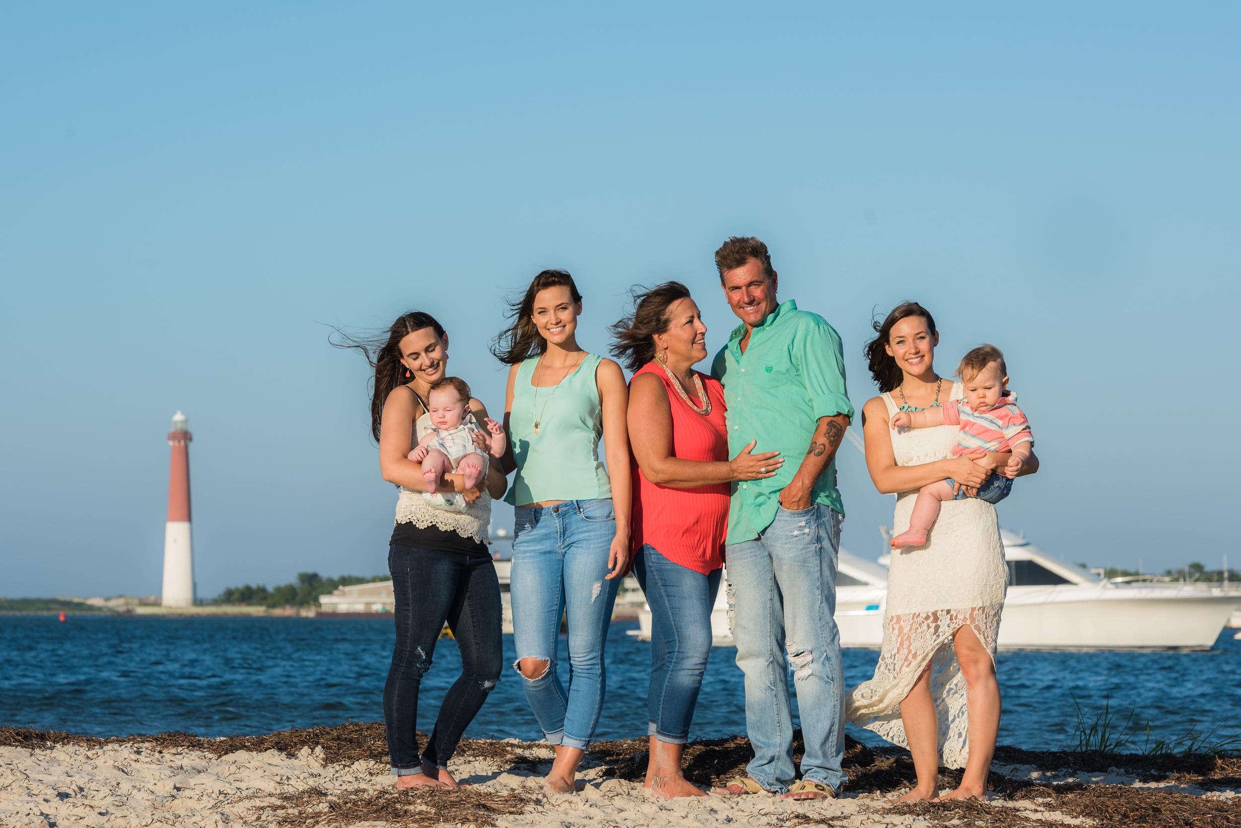 Long Beach Island Family Portraits, Lynne 5