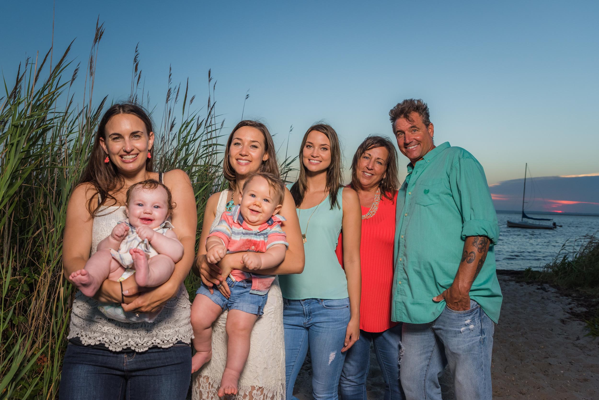 Long Beach Island Family Portraits, Lynne 13