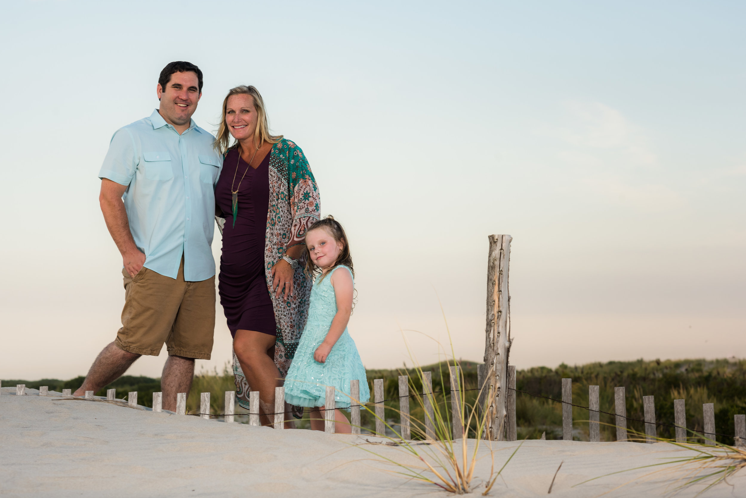 Long Beach Island Family Portraits, The Mayeuxs 7