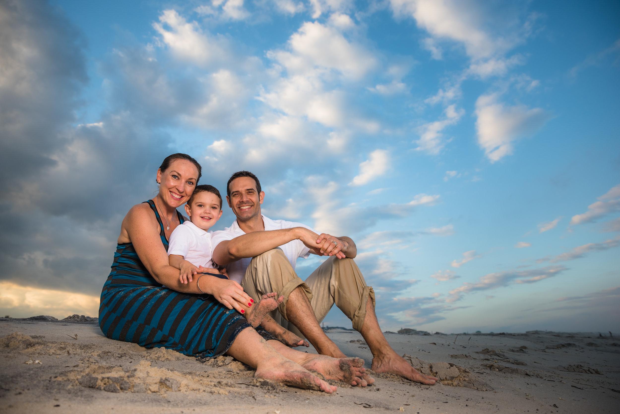 Long Beach Island Family Portraits | Adinda, Greg & James 14