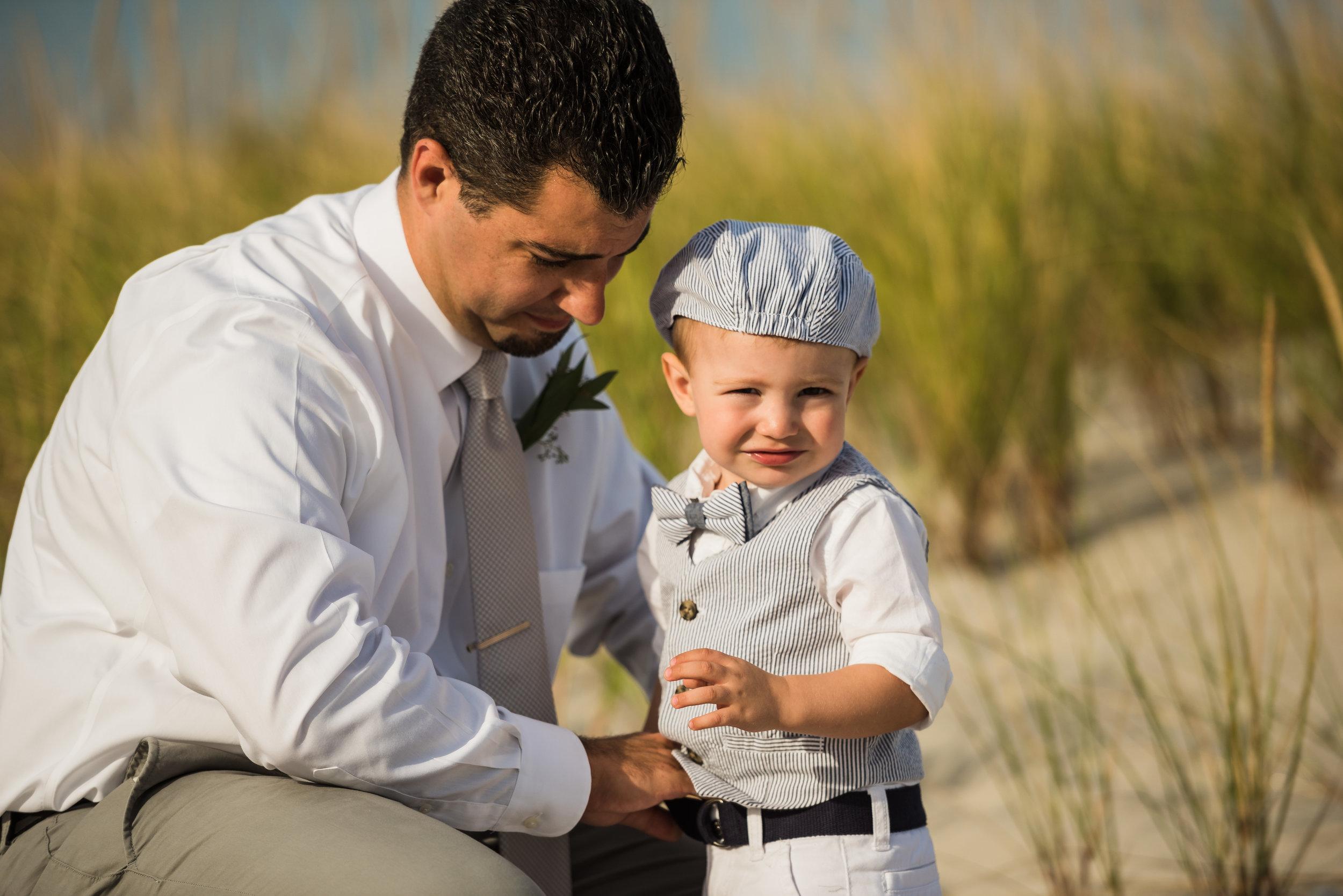 Long Beach Island Wedding Vow Photos Greg & Meagan 1
