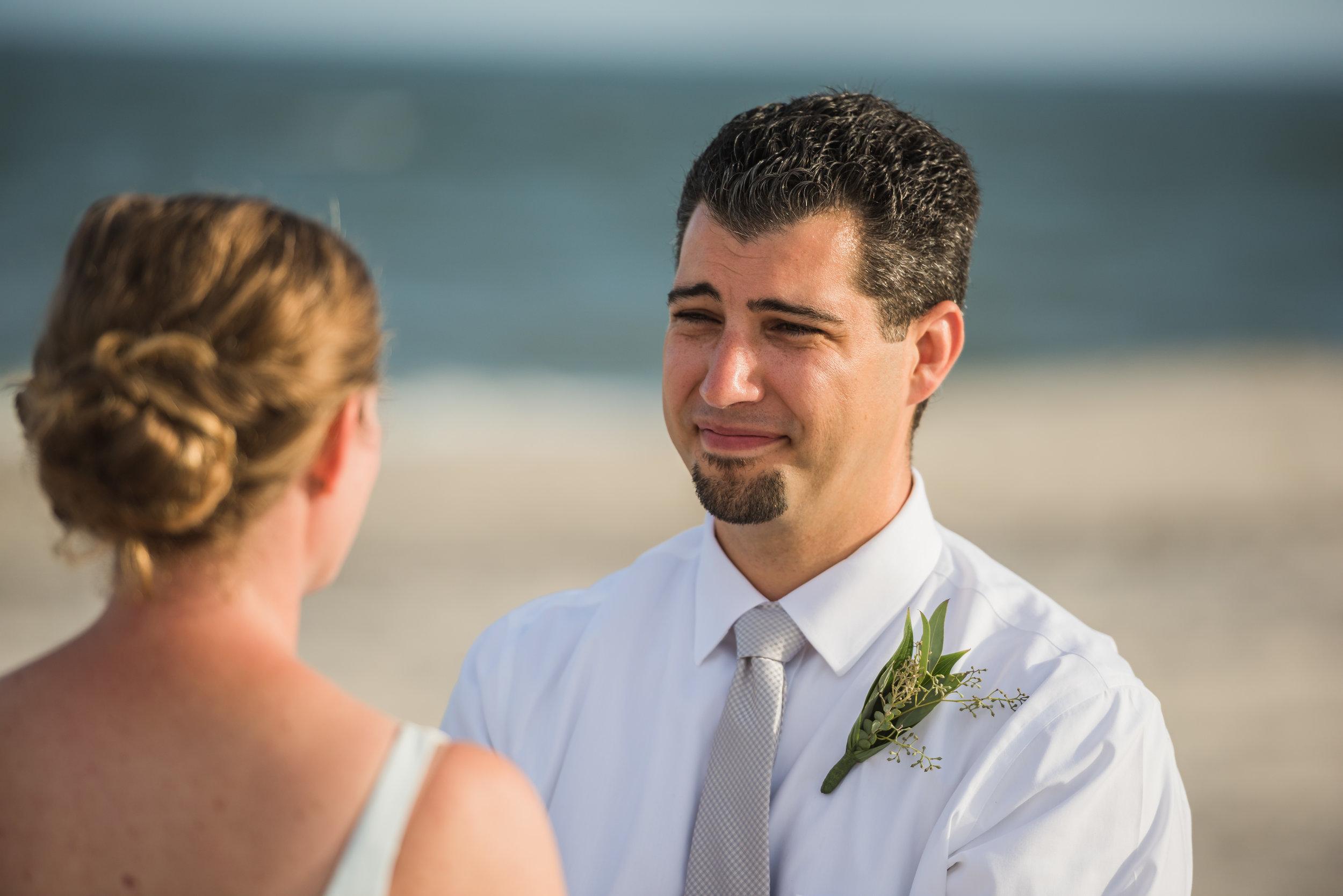 Long Beach Island Wedding Vow Photos Greg & Meagan 4