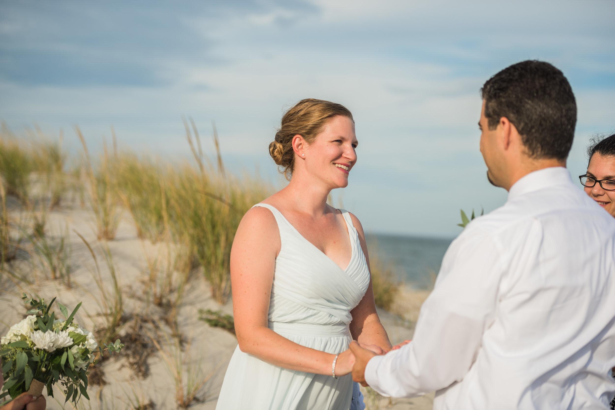 Long Beach Island Wedding Vow Photos Greg & Meagan 6