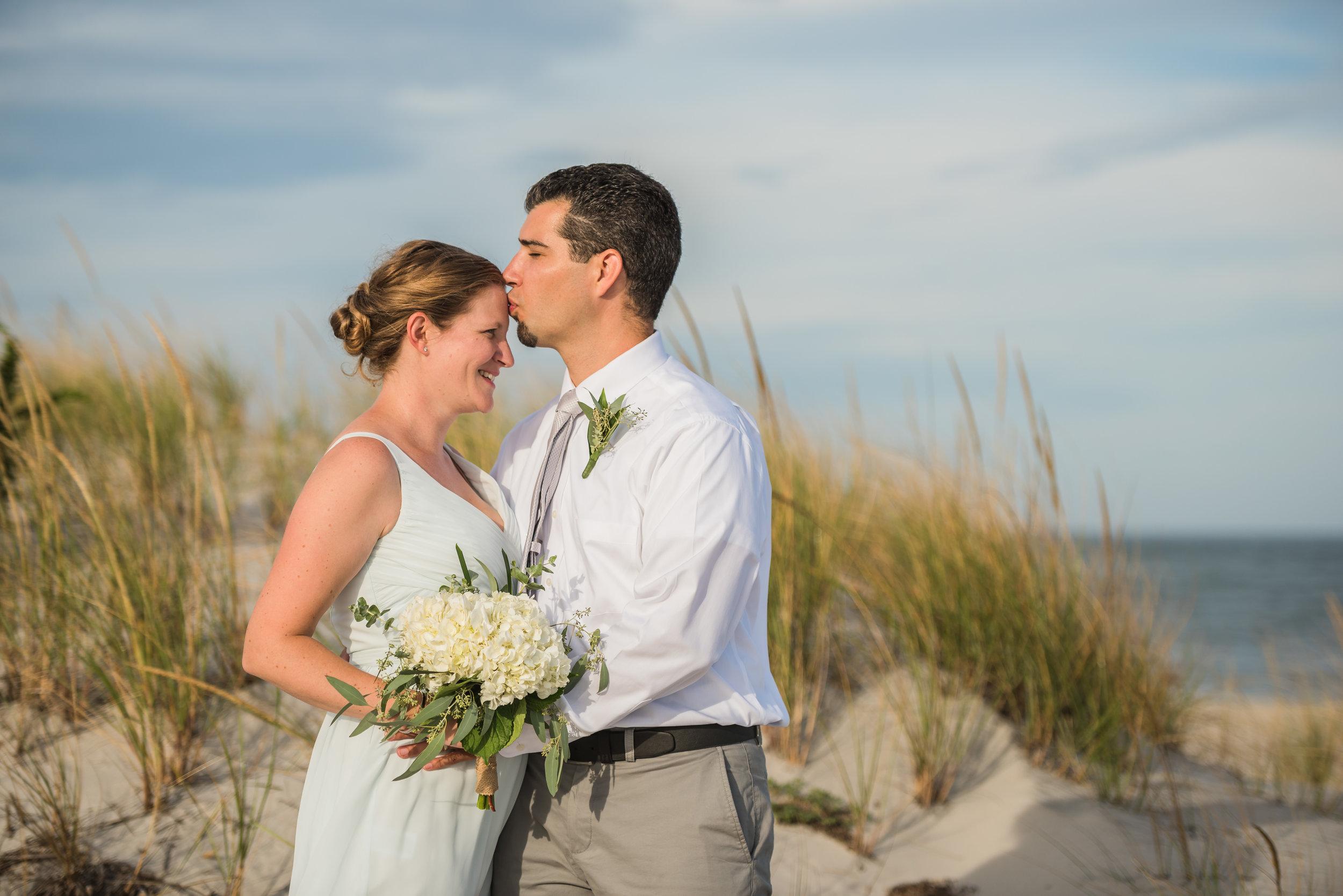 Long Beach Island Wedding Vow Photos Greg & Meagan 12