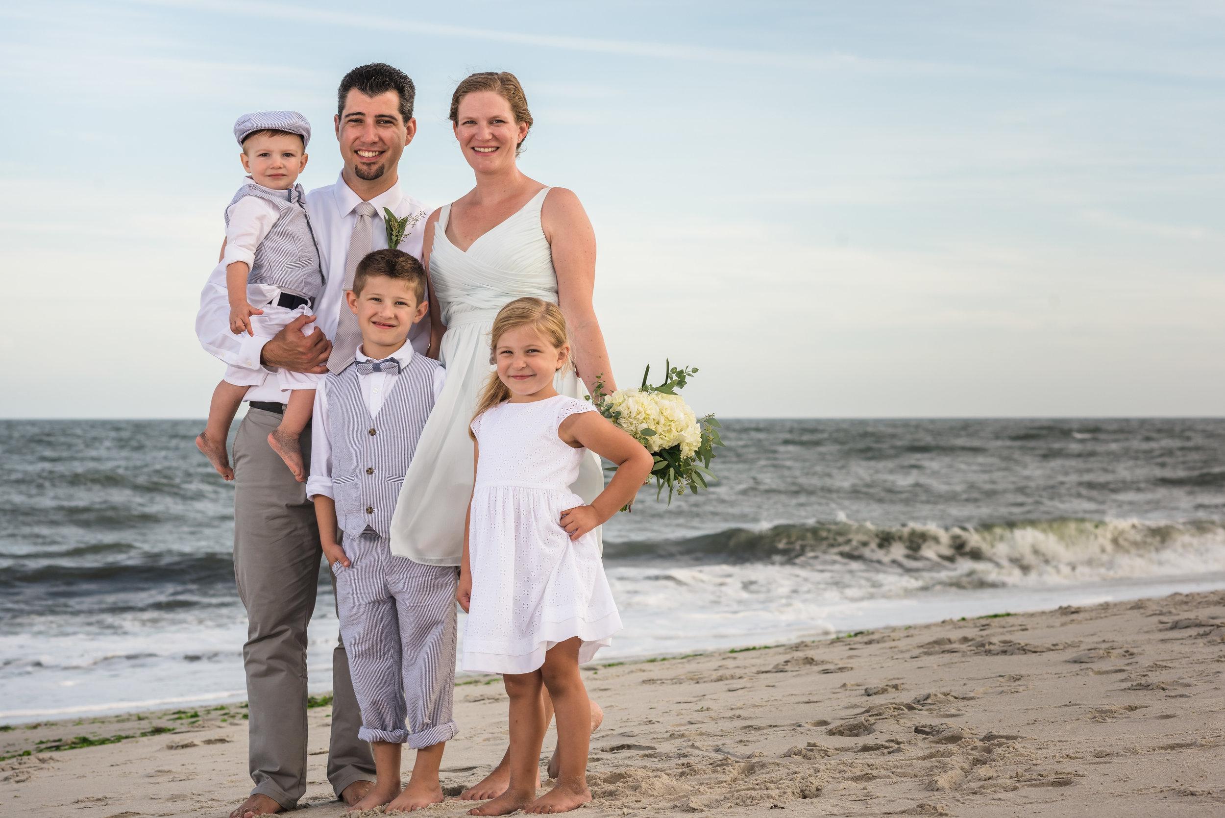 Long Beach Island Wedding Vow Photos Greg & Meagan 13