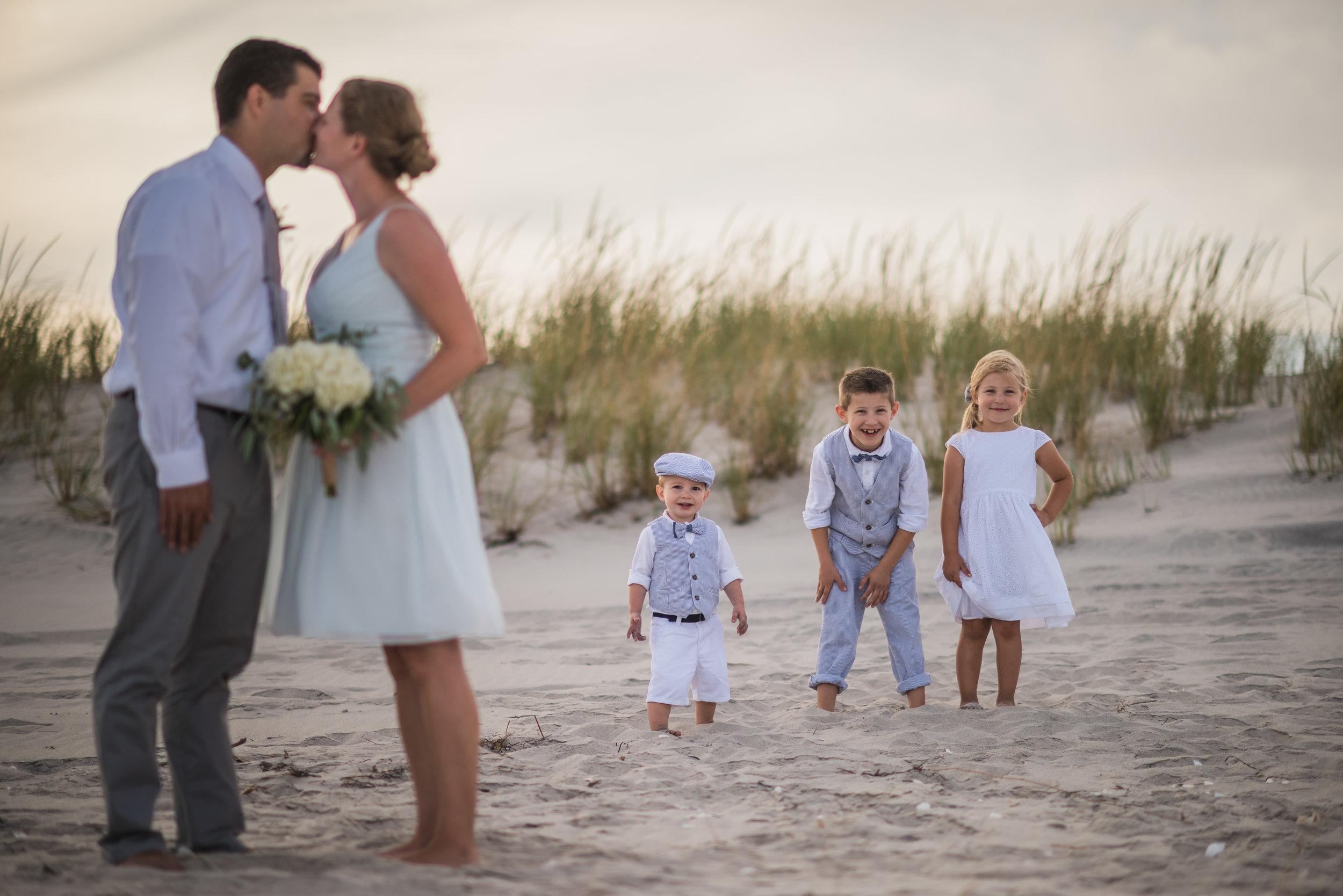 Long Beach Island Wedding Vow Photos Greg & Meagan 15