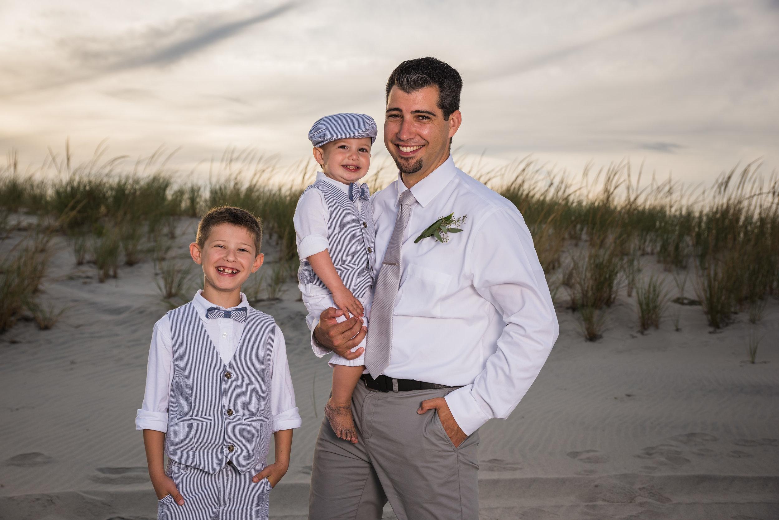 Long Beach Island Wedding Vow Photos Greg & Meagan 17