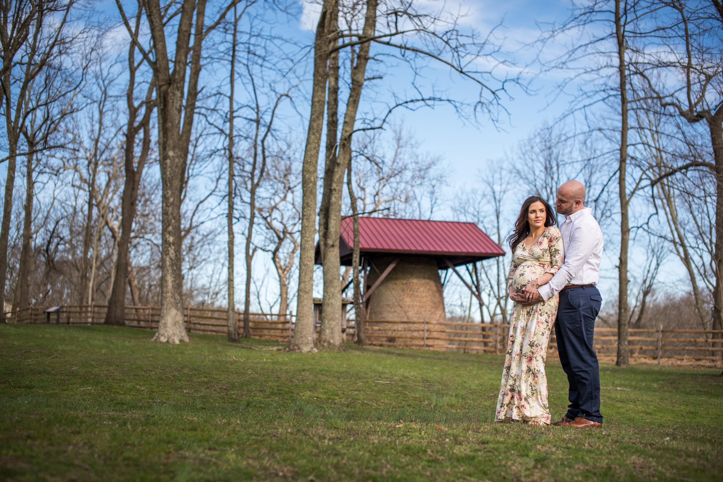 Allaire State Park Maternity Photo, Kristen 9