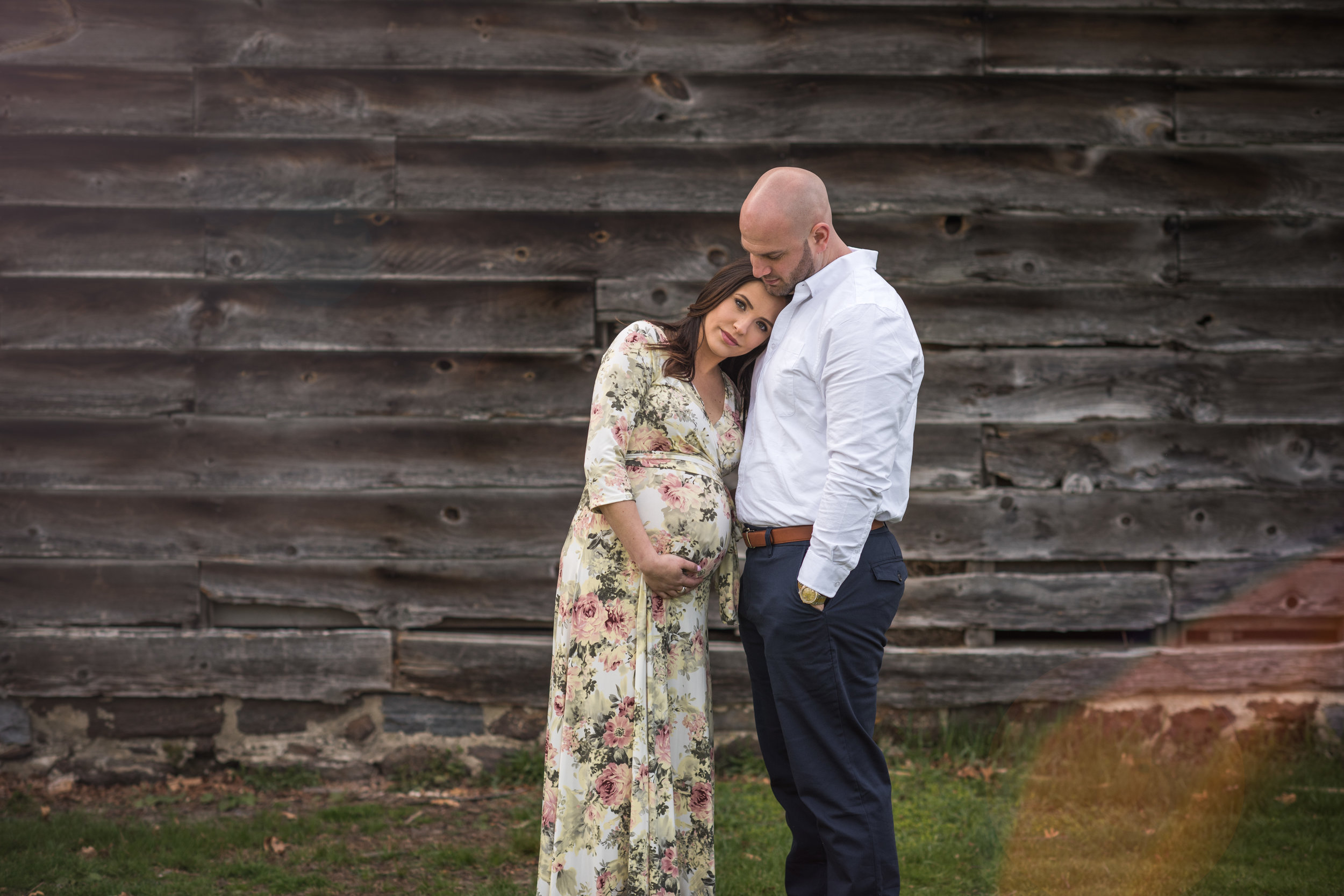 Allaire State Park Maternity Photo, Kristen 13