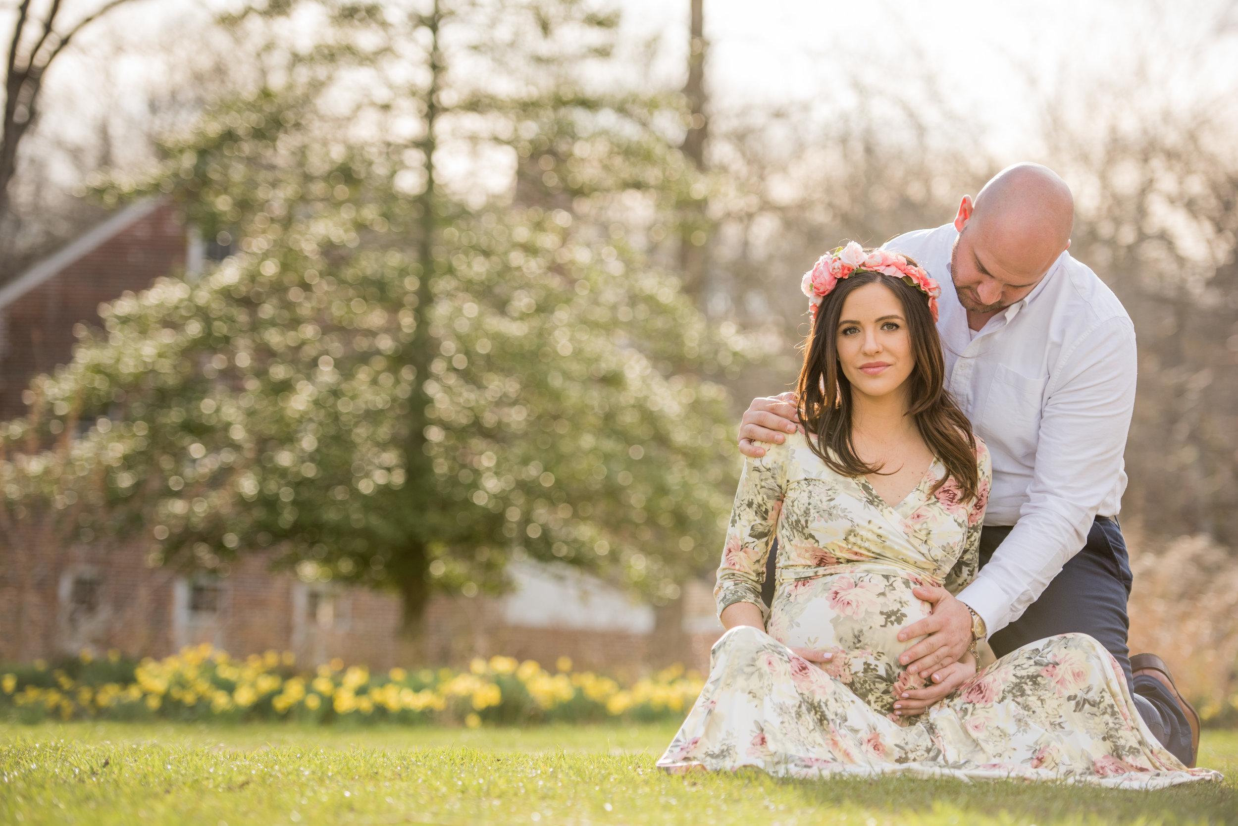 Allaire State Park Maternity Photo, Kristen 17
