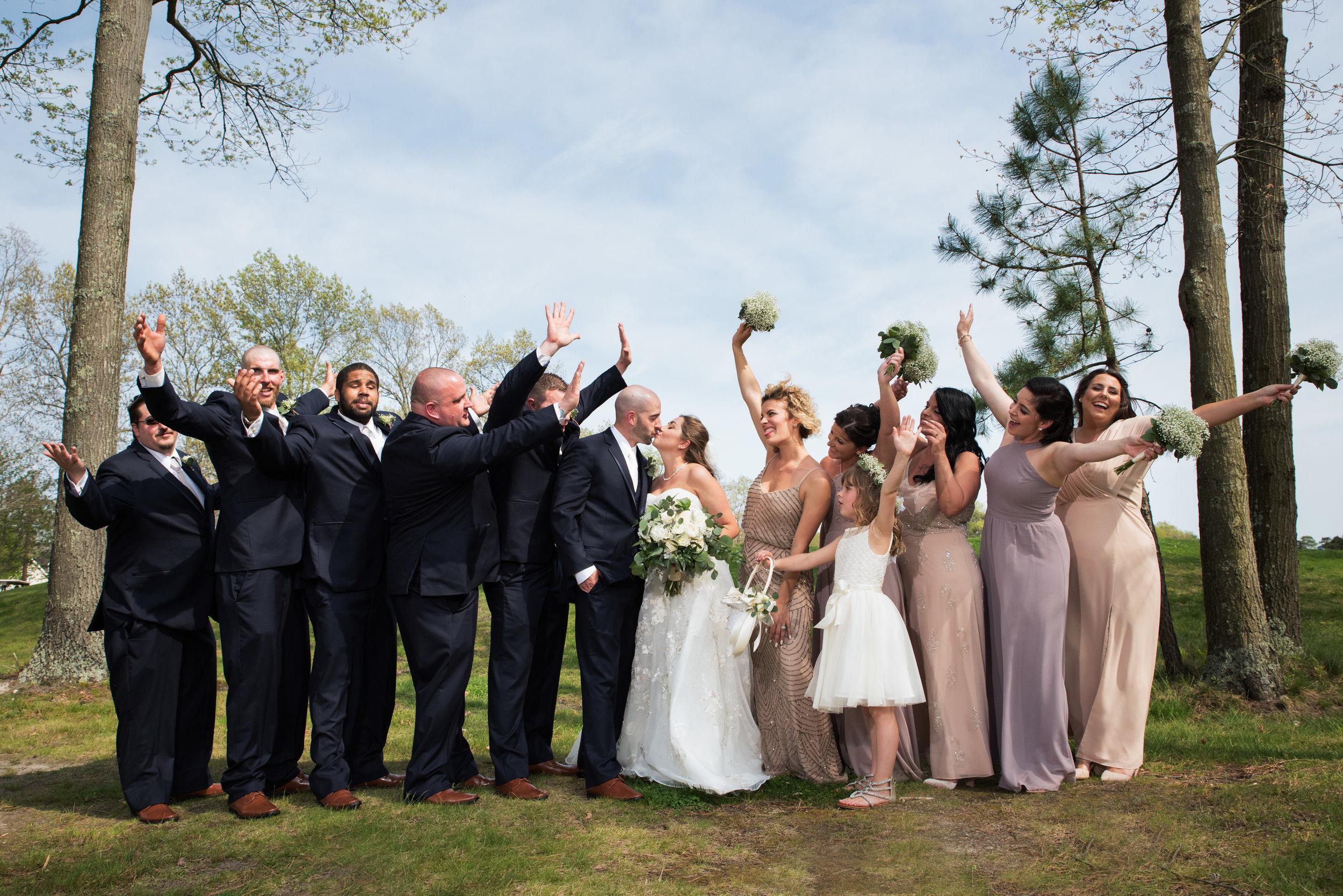 Blue Heron Pine Wedding Photographer Kyle Erin 33