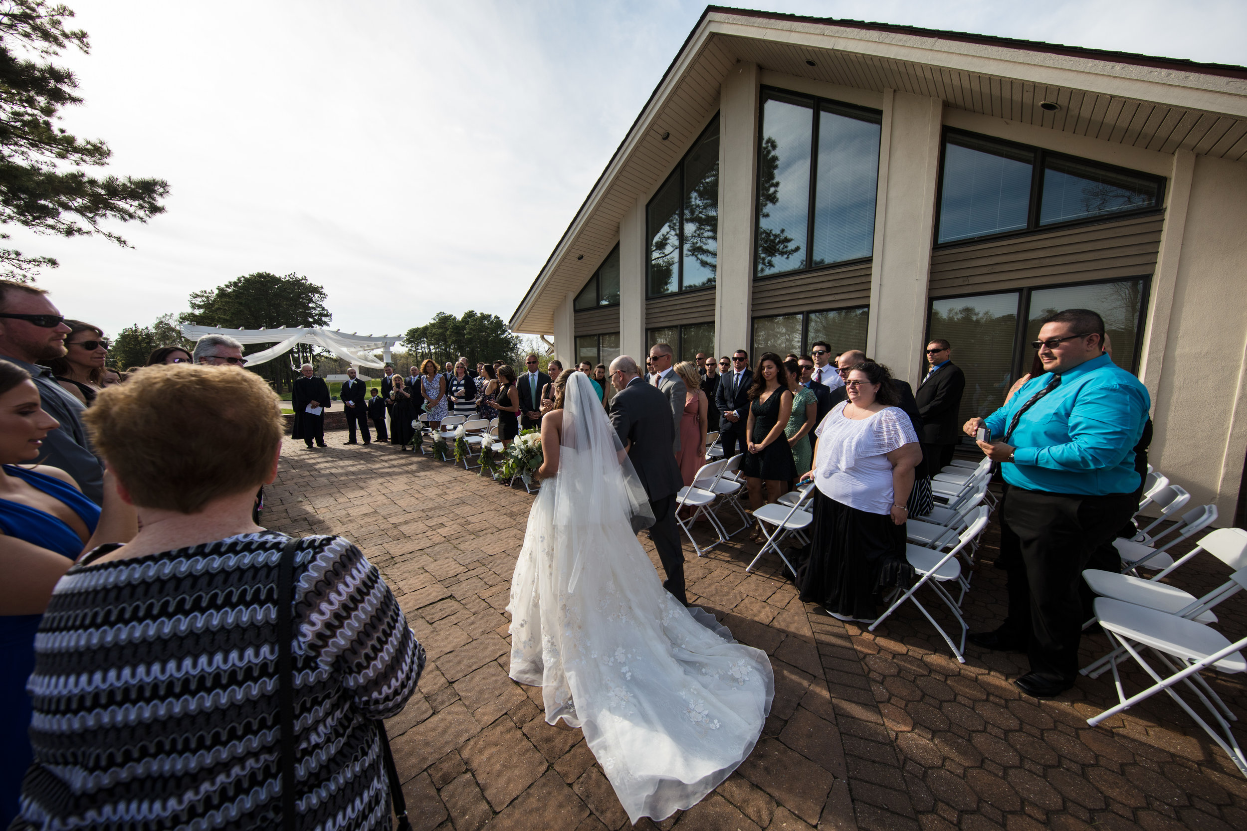 Blue Heron Pine Wedding Photographer Kyle Erin 40