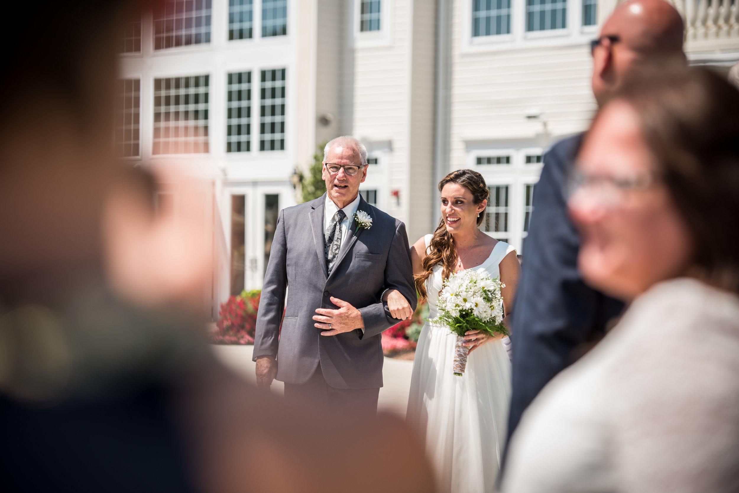 NJ Wedding at The Greenbriar Dom & Rebecca 22