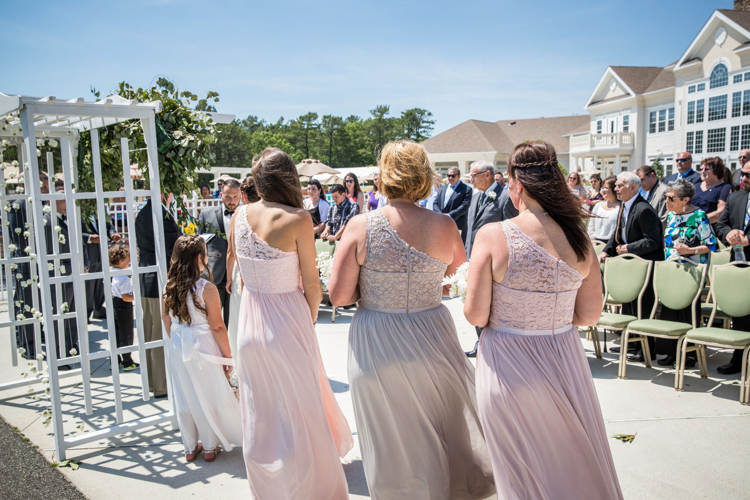NJ Wedding at The Greenbriar Dom & Rebecca 26
