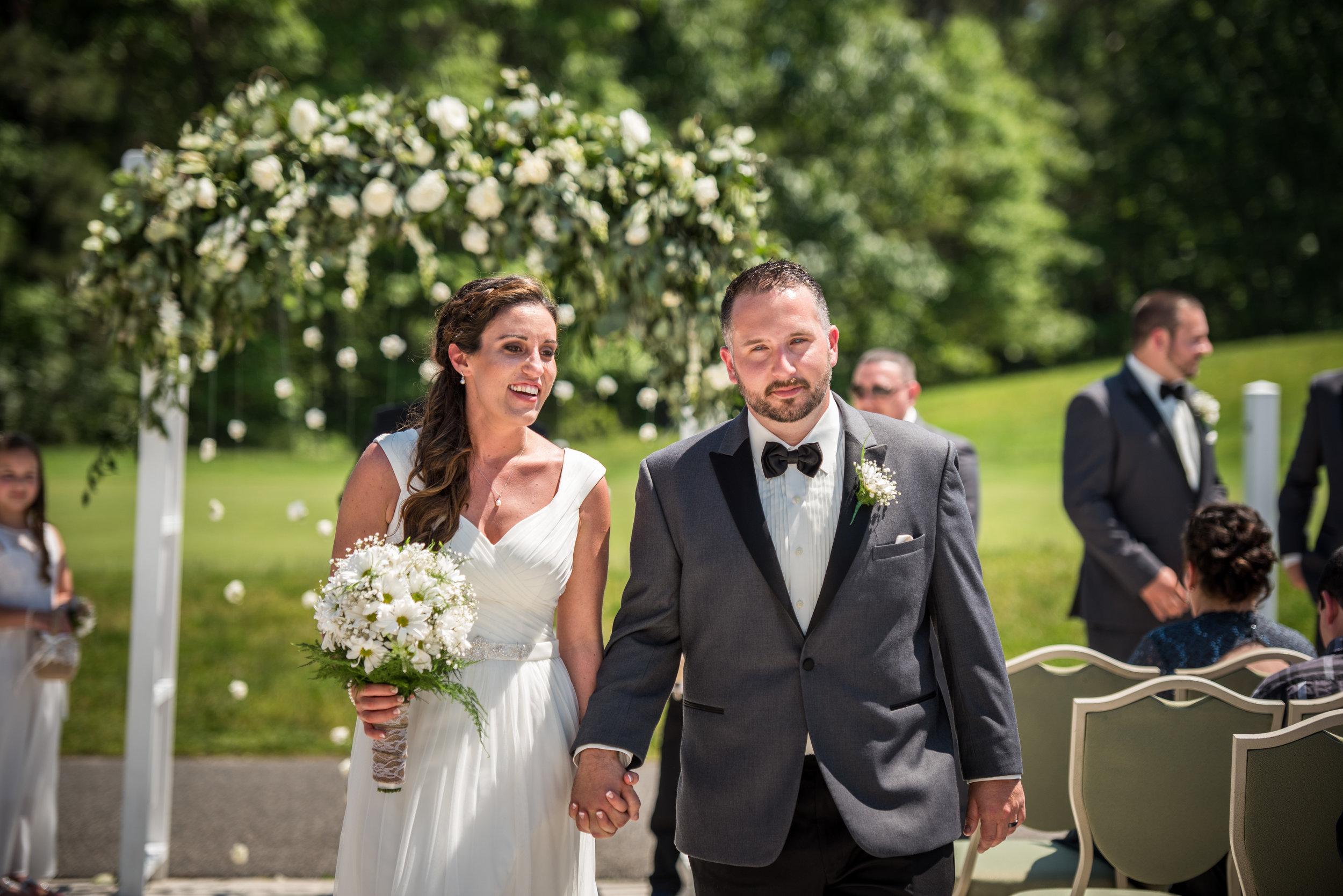 NJ Wedding at The Greenbriar Dom & Rebecca 31