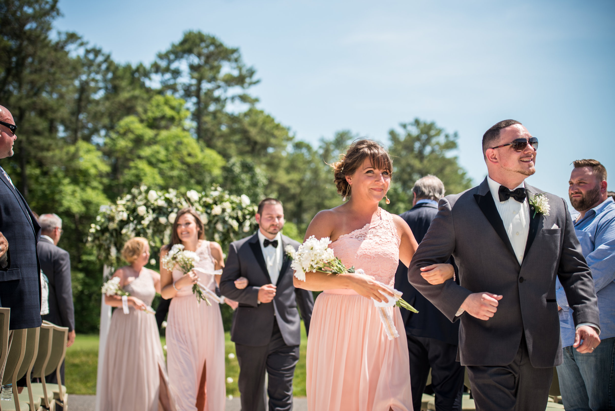 NJ Wedding at The Greenbriar Dom & Rebecca 32