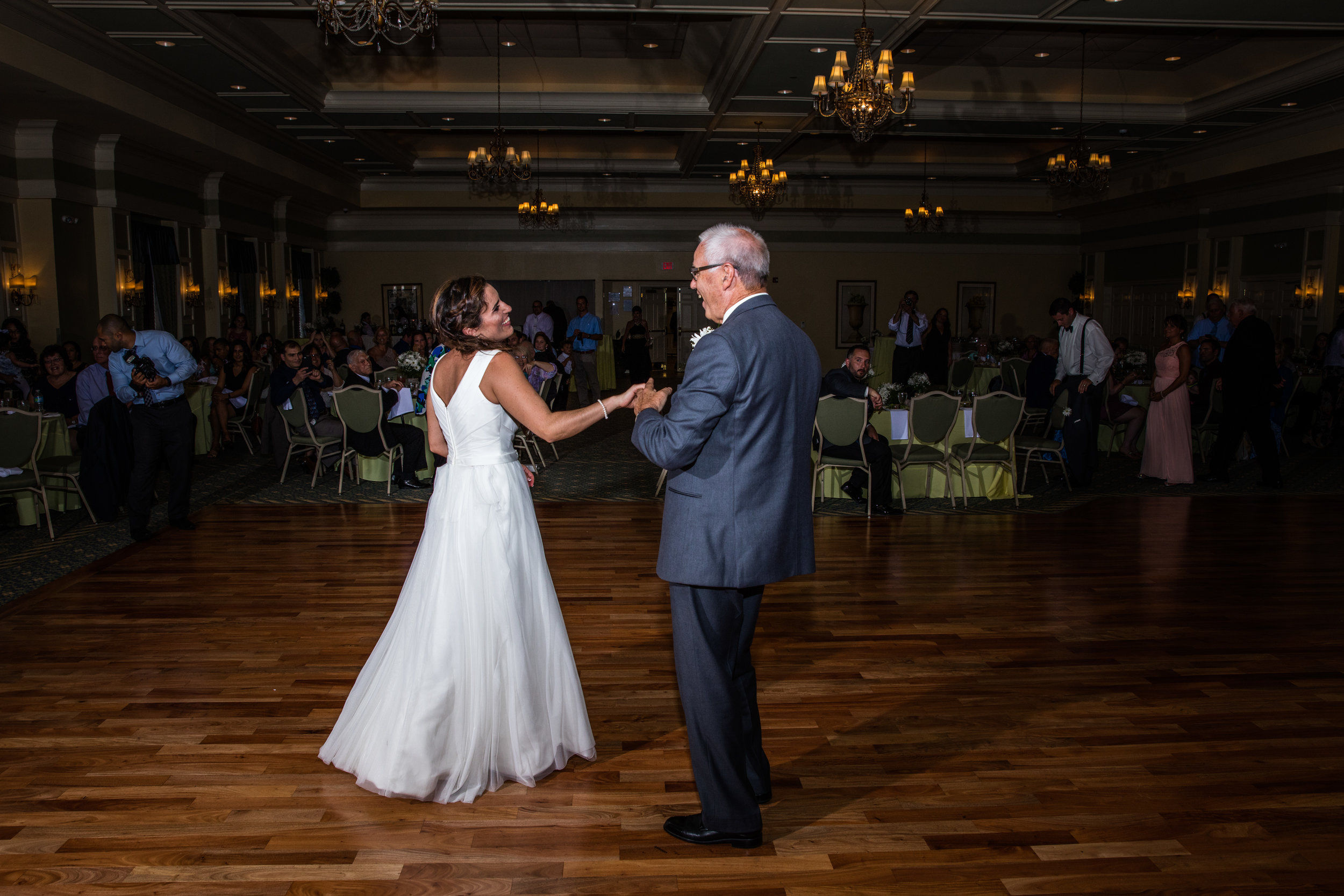 NJ Wedding at The Greenbriar Dom & Rebecca 48