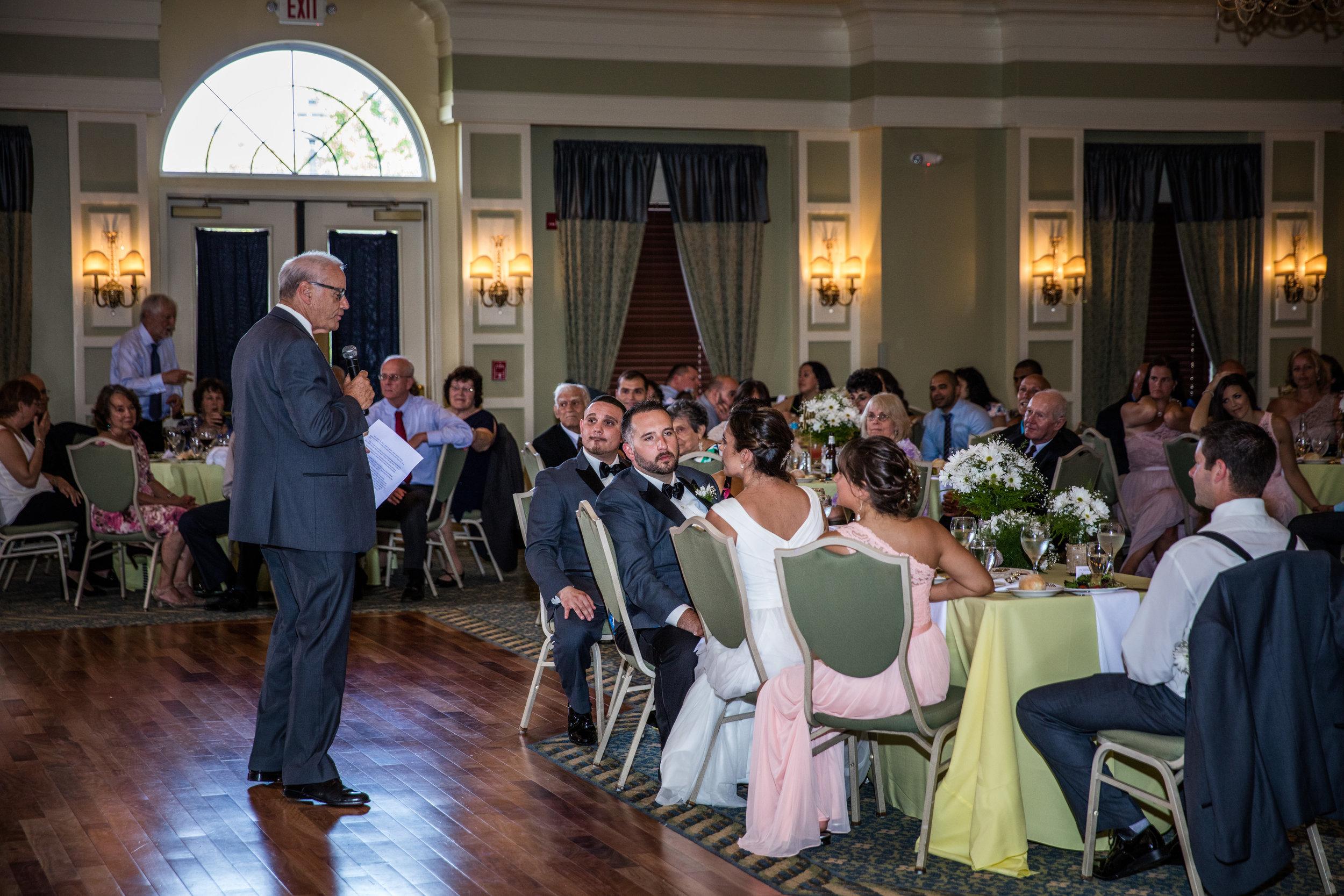 NJ Wedding at The Greenbriar Dom & Rebecca 51