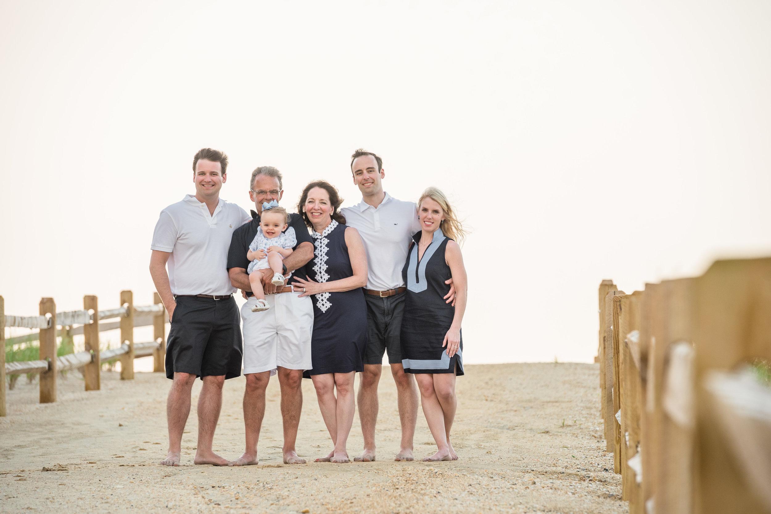 LBI Family Photos, The Marcel Family 12