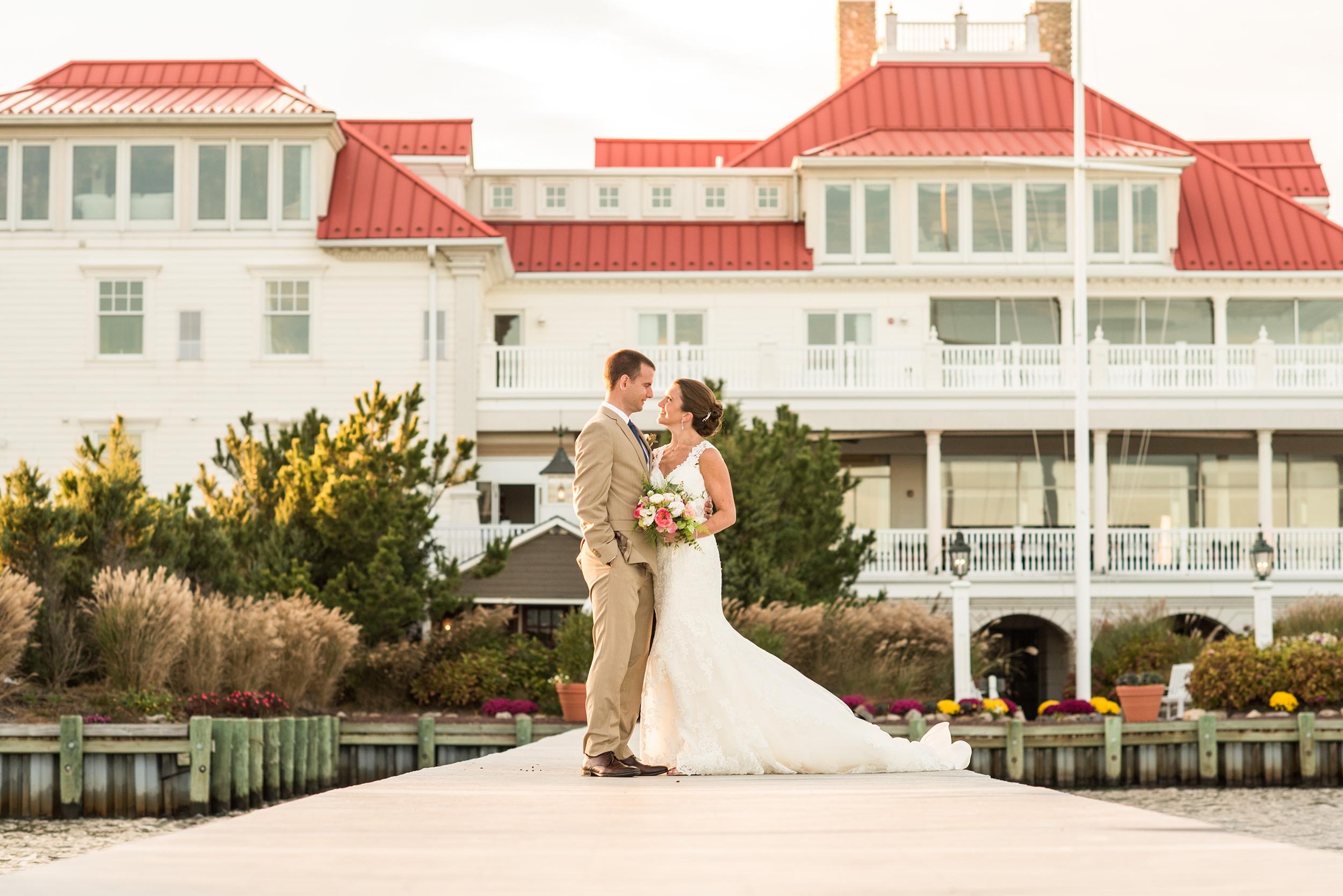 Mallard Island Yacht Club LBI Wedding Photographer - Nicole 2