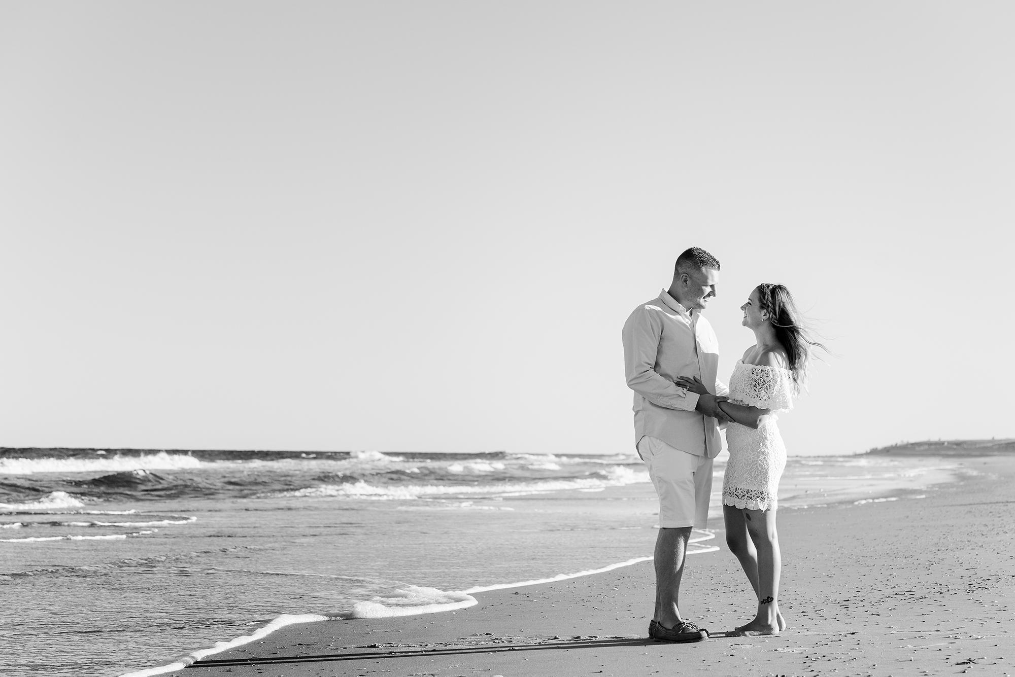 Beach Haven LBI Engagement Photos