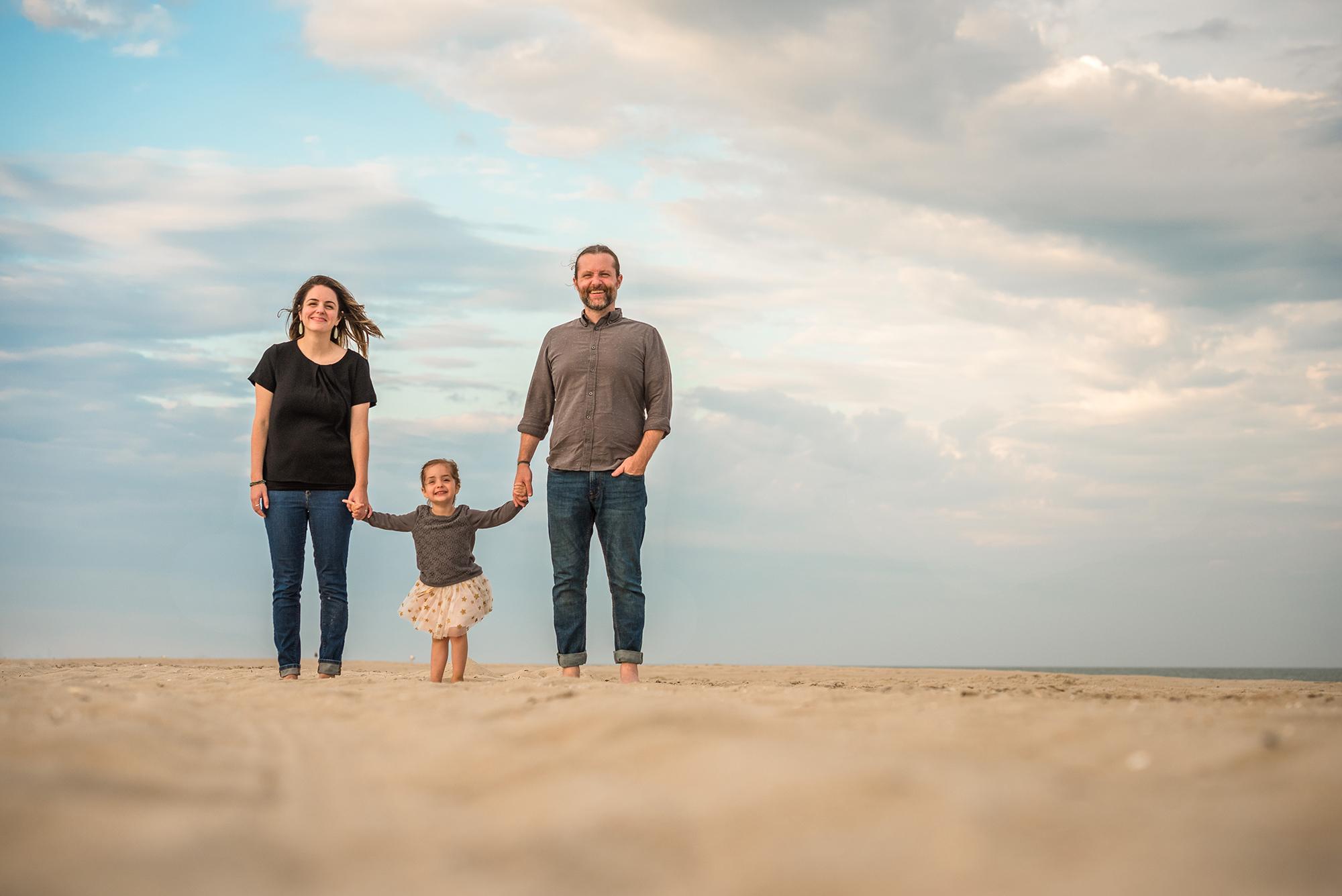 Long Beach Island Family Photos