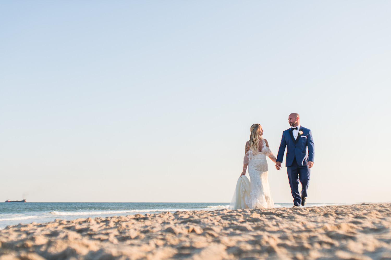 lbi foundation of arts couple beach photo