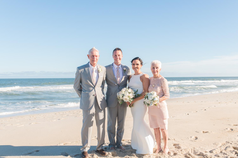 NJ Wedding Family Photos