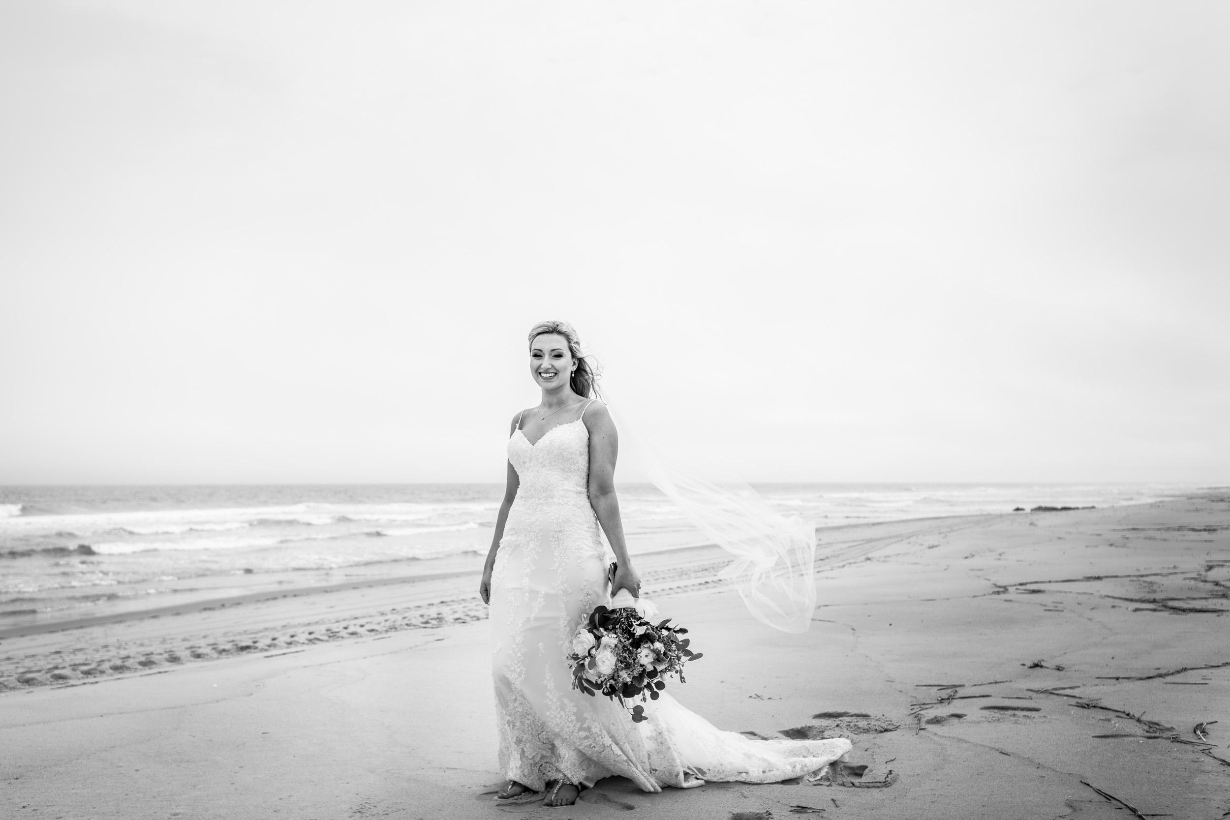 The Seashell Long Beach Island Bridal Photos
