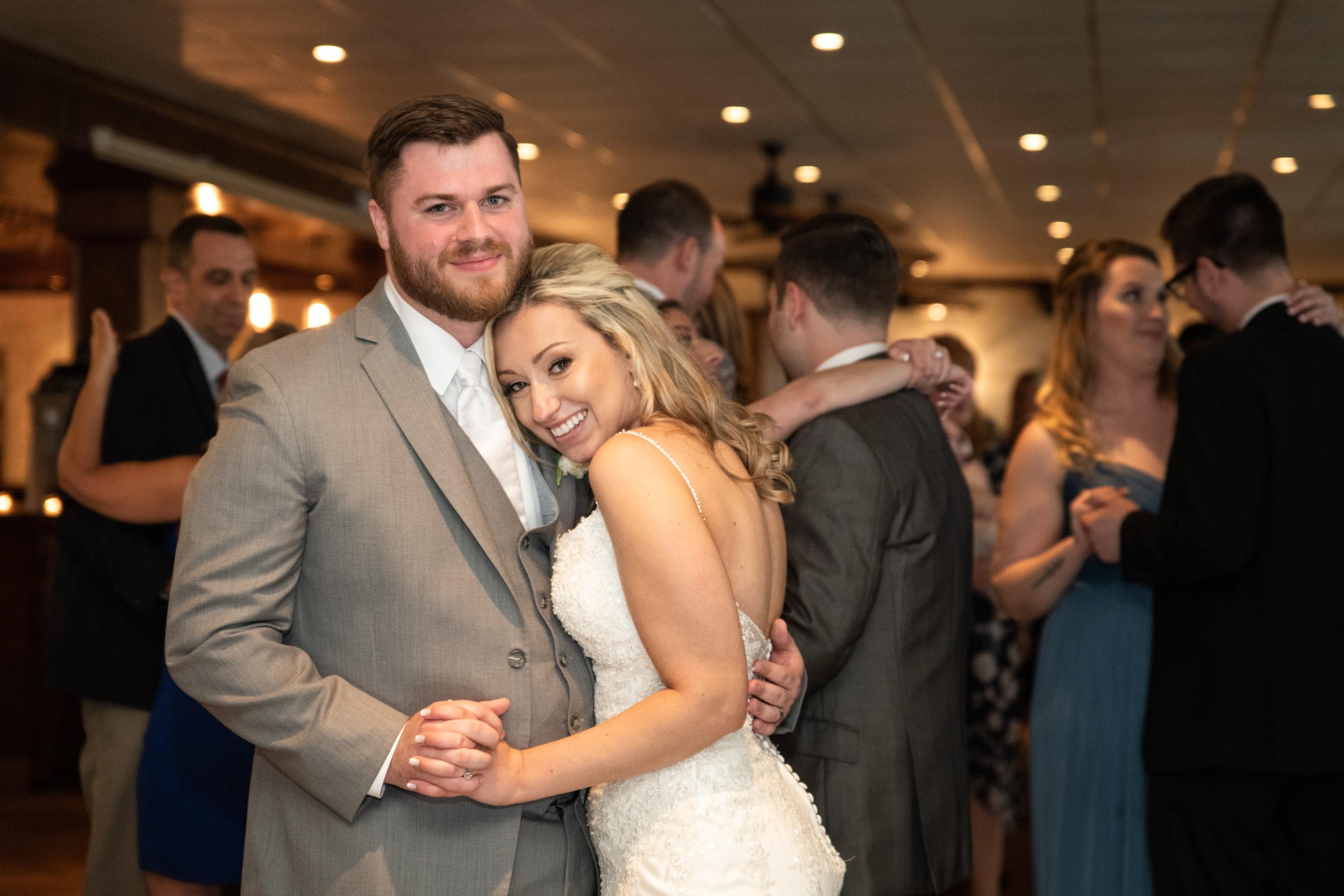 The Seashell Resort Wedding Reception Photos