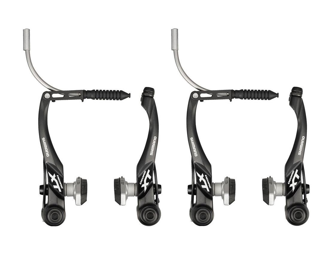 Brakes -Shimano V-BRAKES, BR-T780, DEORE XT