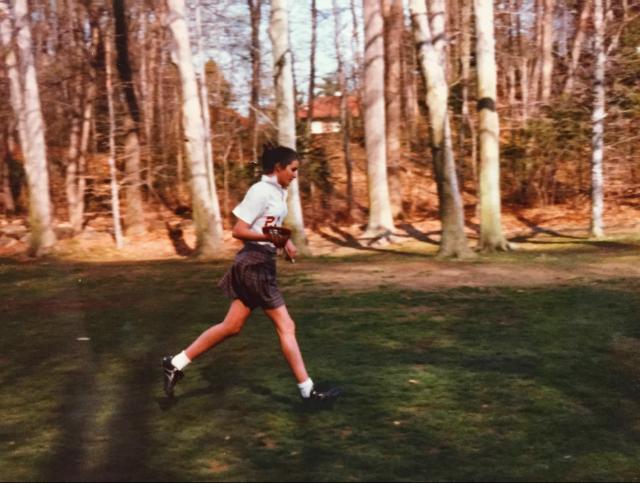 Taft Lacrosse, 1995 / Photo Courtesy Lydia Fenet