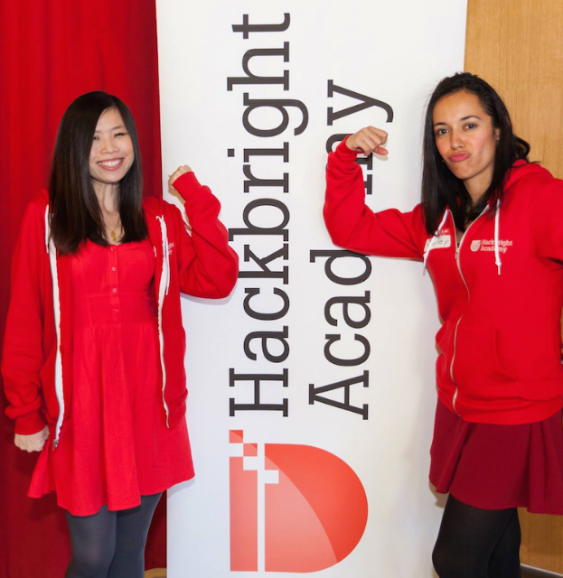 Photo Courtesy Hackbright Academy