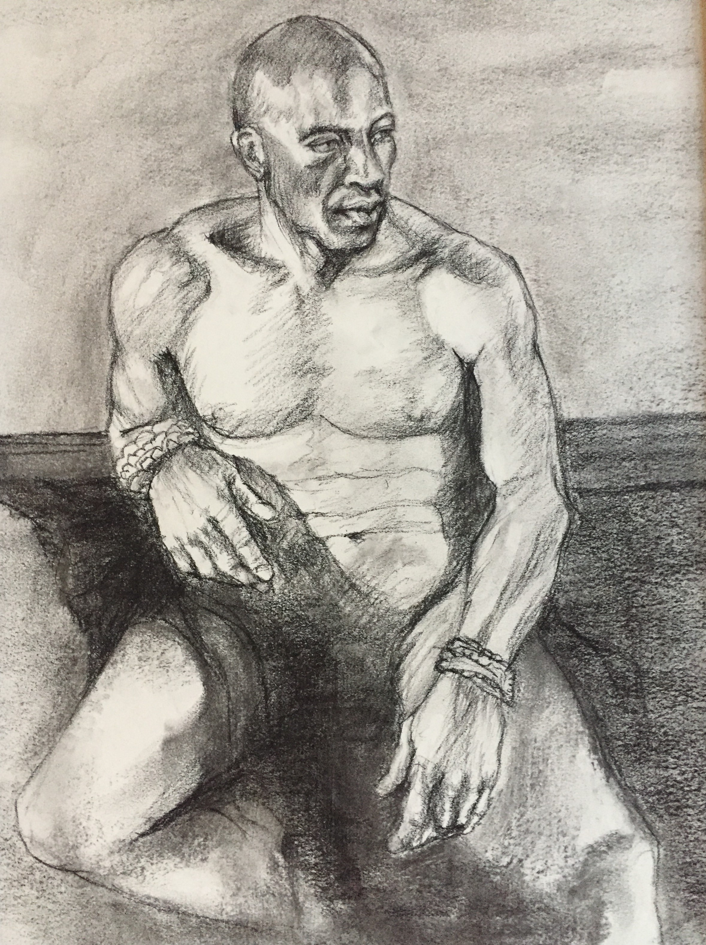 Portrait of Q