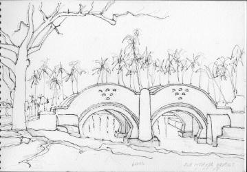 Arches at Ala Moana