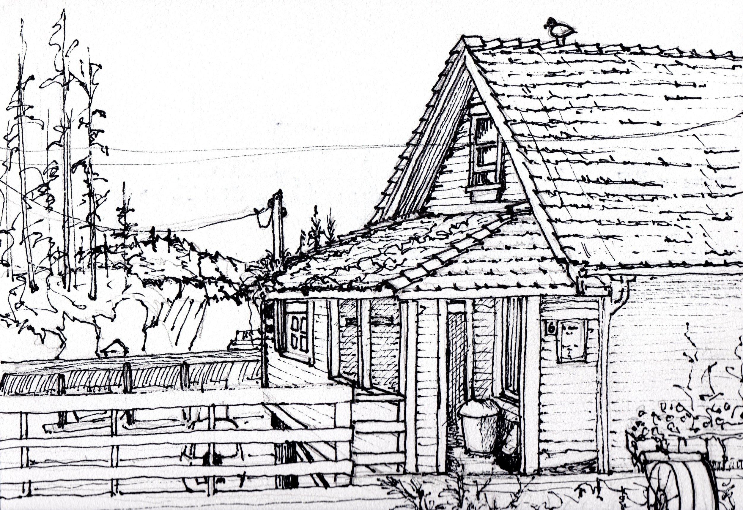 Telegraph Cove Cottage