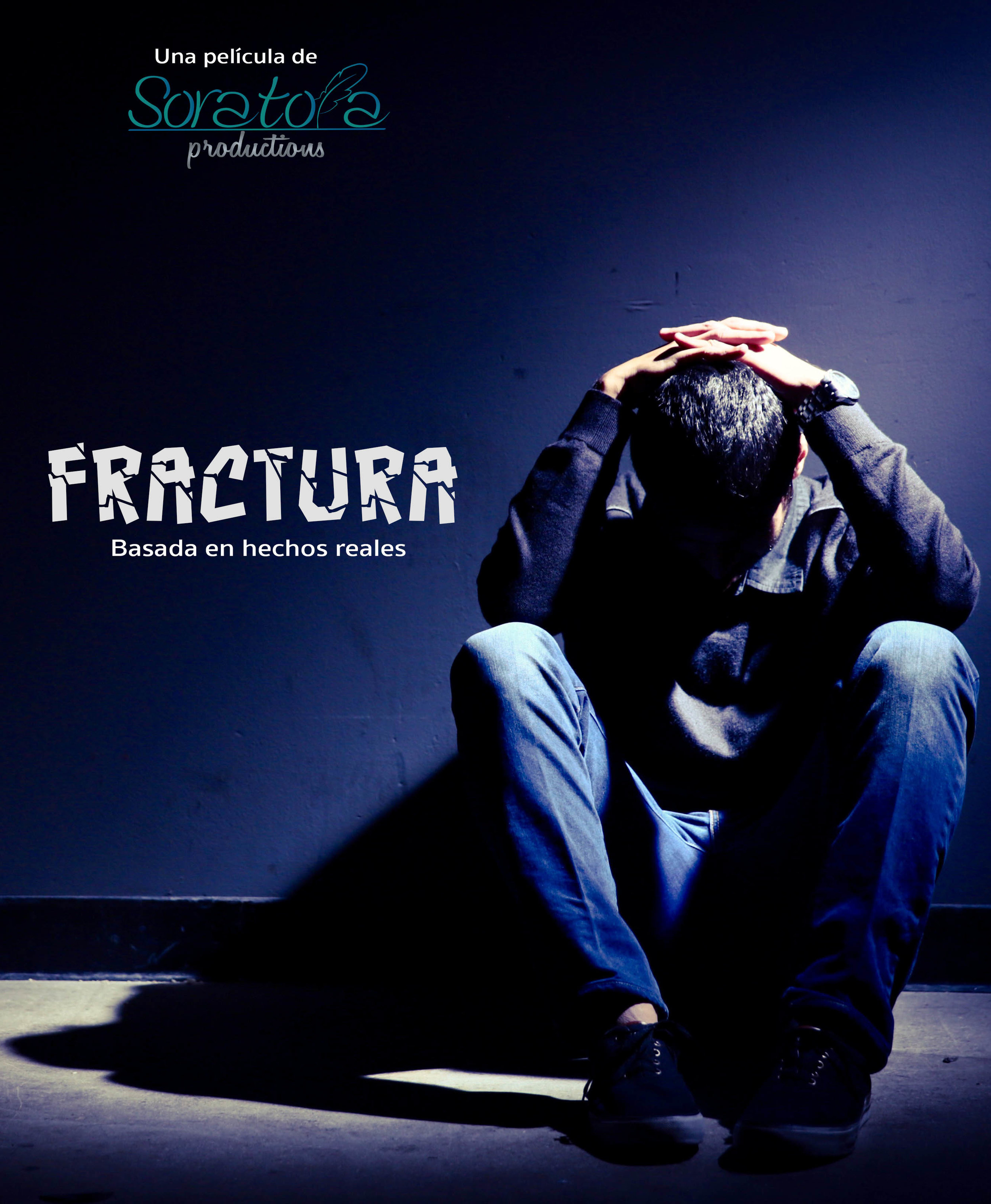FRACTURA (In Development)Fracture - (Largometraje/Feature Film)Credit: Writer/ DirectorGenre: Drama/ThrillerSynopsis:En un país sin gobierno, cuatro jóvenes son confundidos con criminales y secuestrados accidentalmente por uno de los cárteles mas grandes y poderosos de México.(In a country with not government, four young innocent men are kidnapped by mistake by one of the biggest drugs cartels of Mexico).Country: Mexico-USA