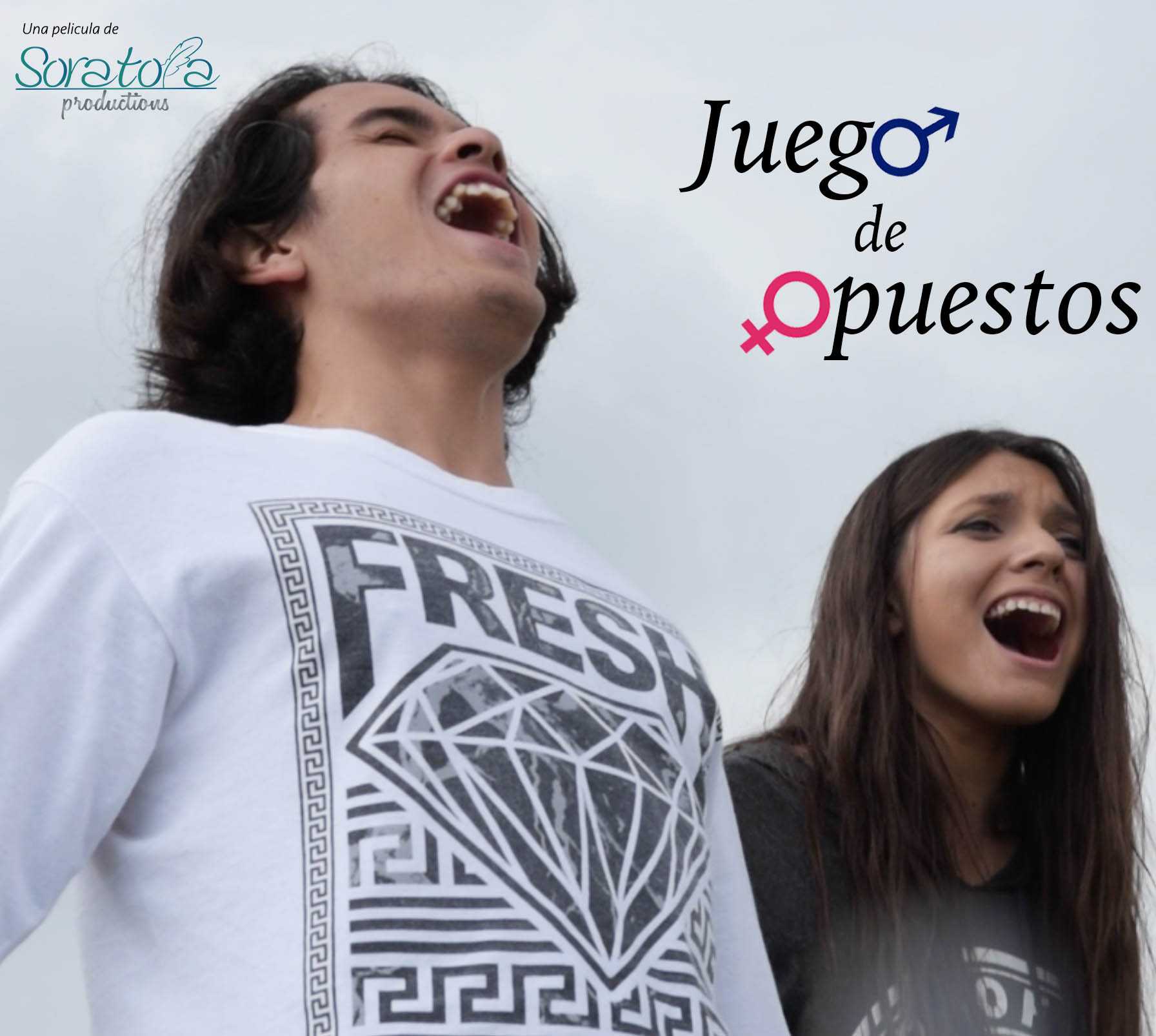 JUEGO DE OPUESTOS (2015)Opposites Game - (Short Film/Cortometraje)Credit: Writer/Director/ ProducerGenre: Romance/Drama.Logline:Julia has lost the love for life and she made the decision to kill herself, but Raul has the opposite goal, he wants to save her and make her fall in love with life again.Country: Mexico