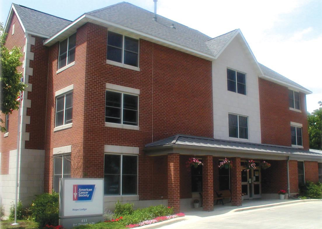 Sandra J. Schulze ACS Hope Lodge - Rochester