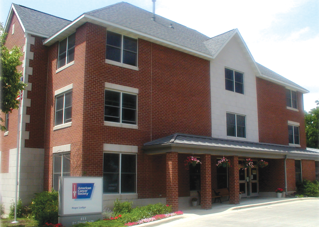 ACS B. Thomas Golisano Hope Lodge Hospitality House - Rochester