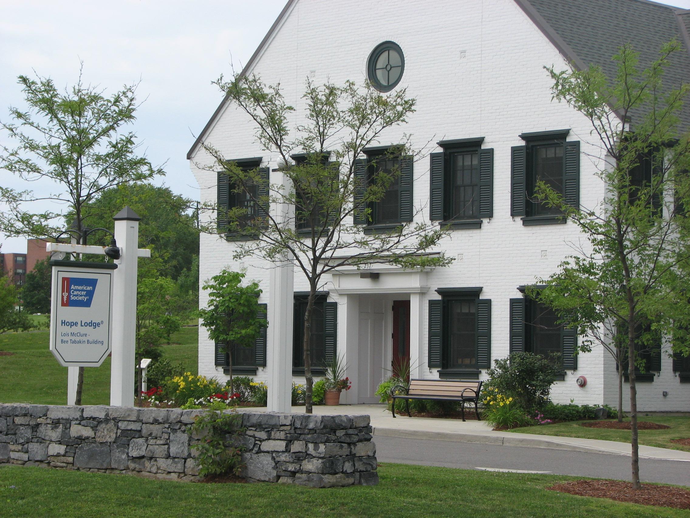 ACS Hope Lodge Lois McClure-Bee Tabakin Building